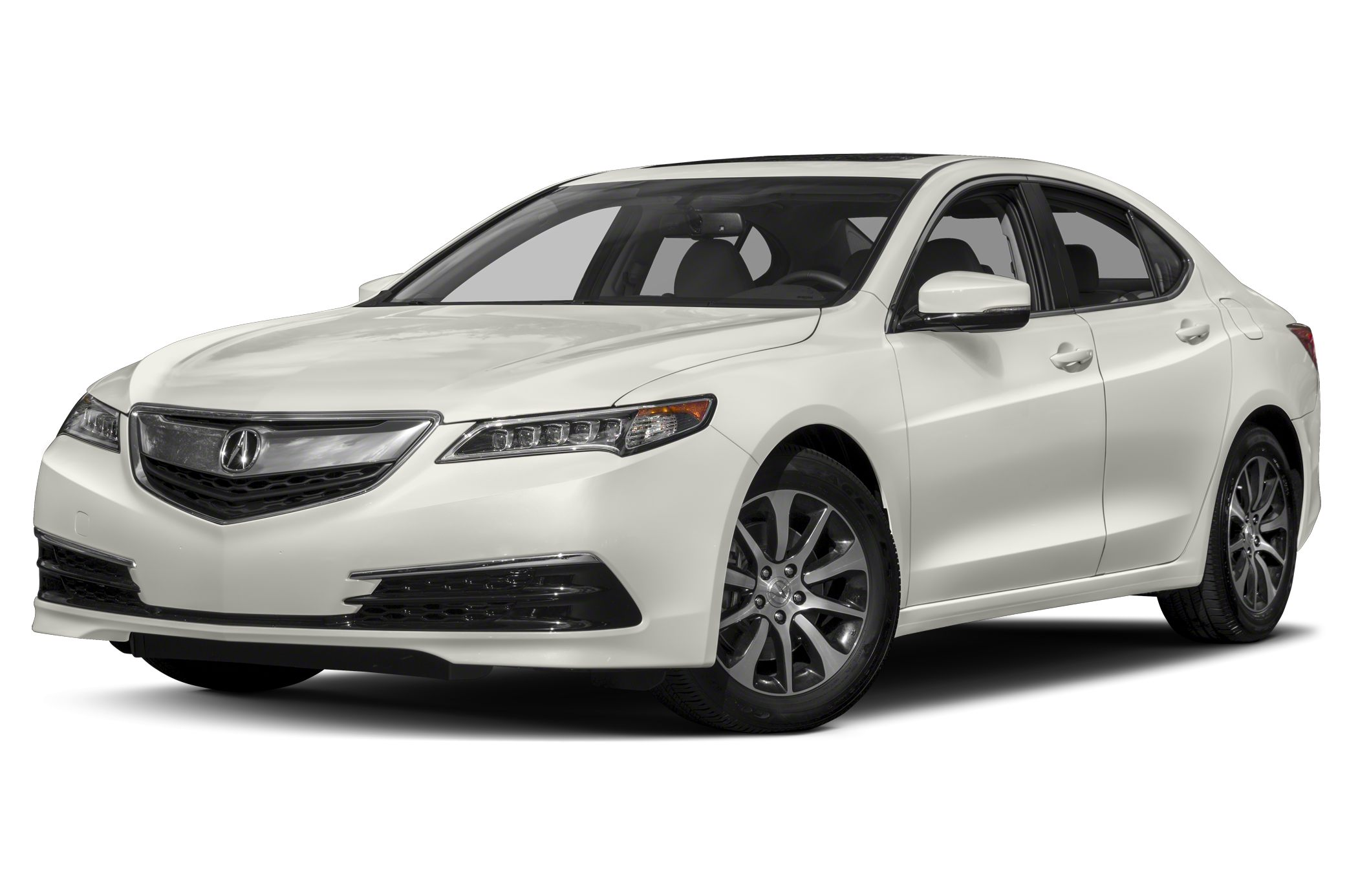 Acura >> 2017 Acura Tlx New Car Test Drive