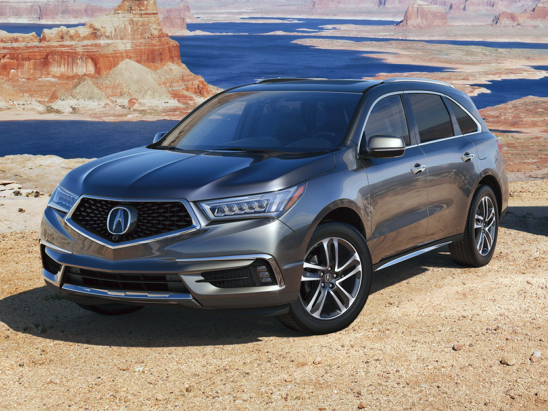 Acura MDX Prices Reviews And New Model Information Autoblog - Acura suv 2014 price