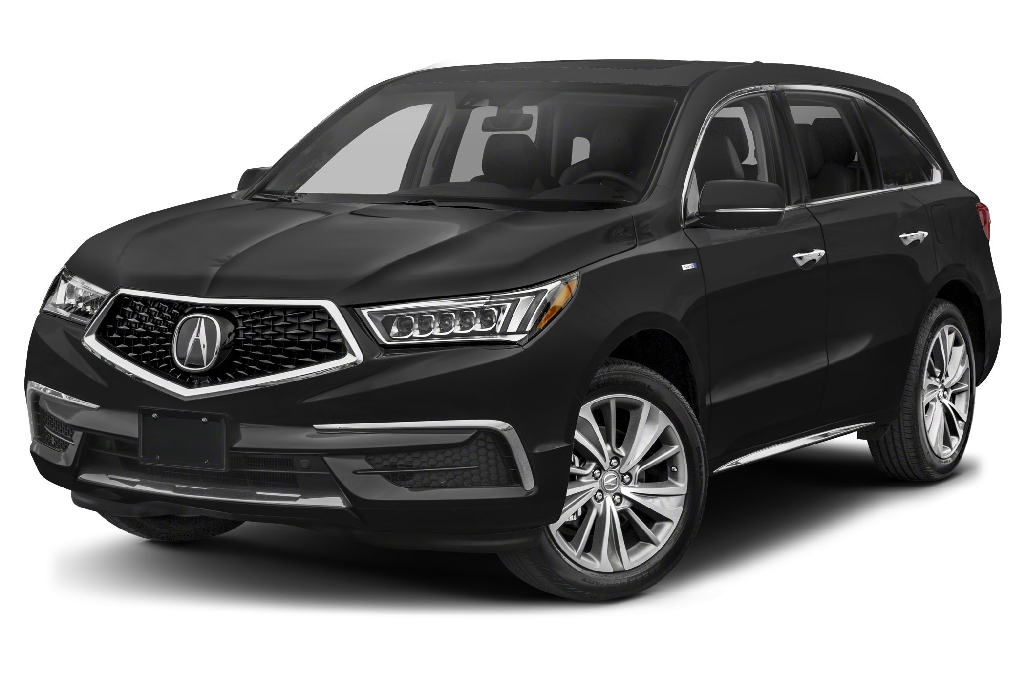 2017 Acura Mdx Sport Hybrid Pricing And Specs
