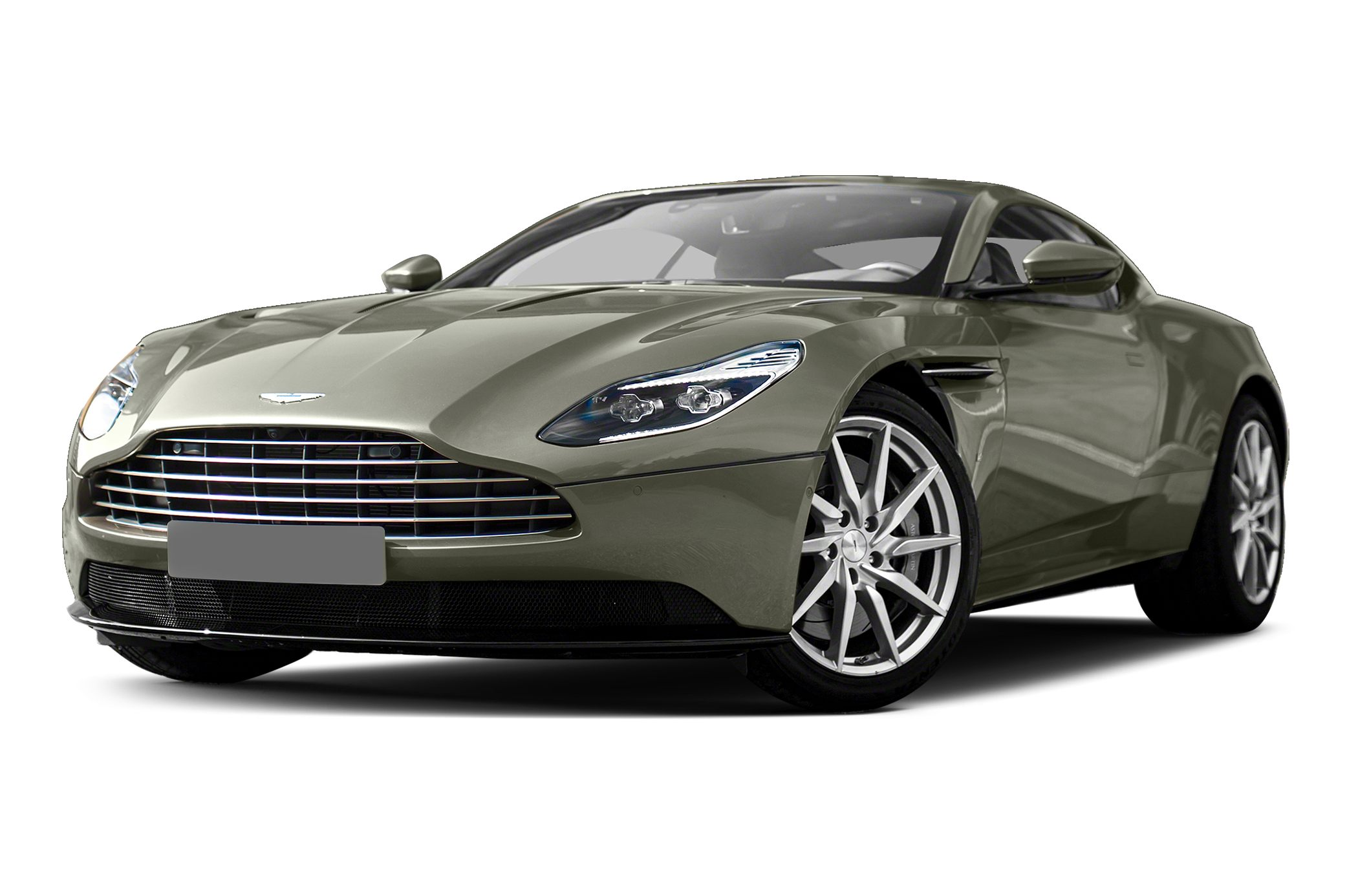 2018 Aston Martin DB11 Information