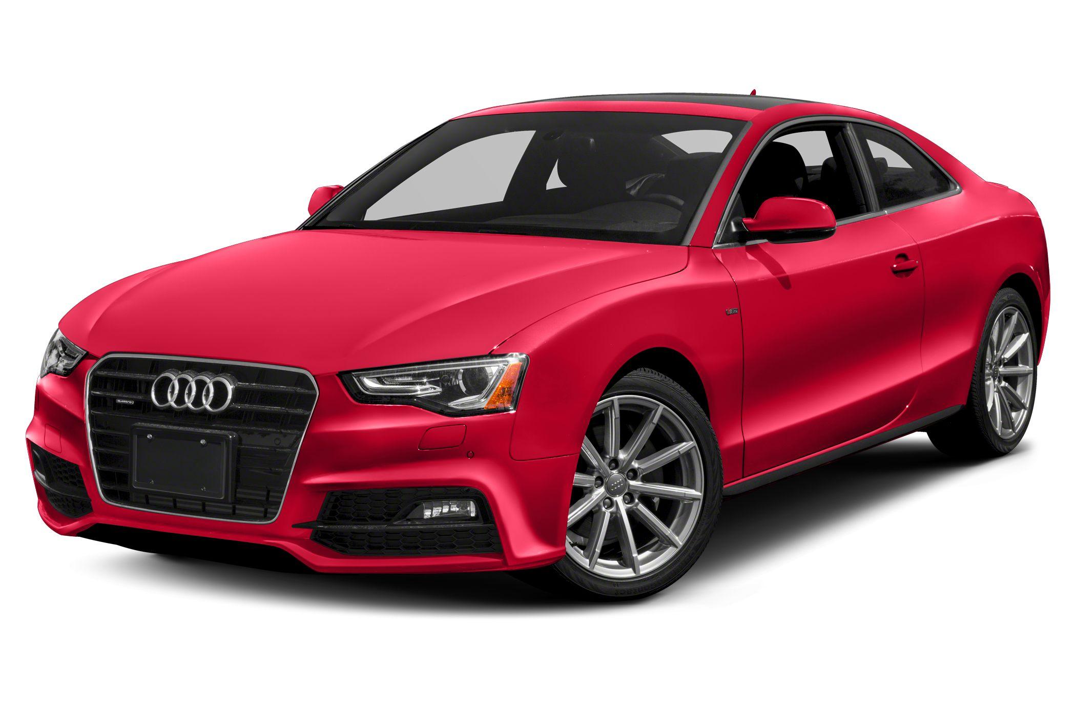 2017 Audi A5 Information