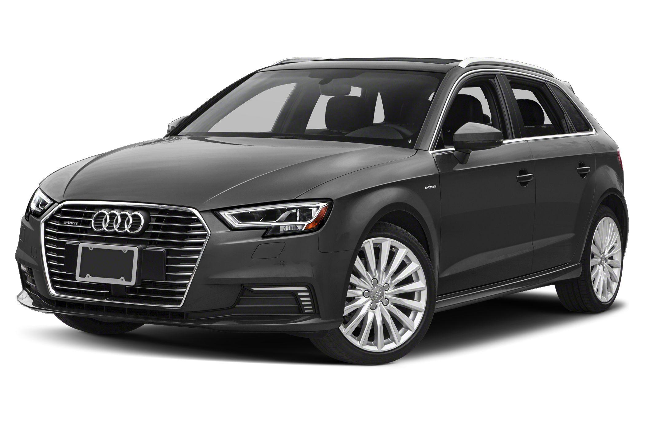 2018 Audi A3 E Tron
