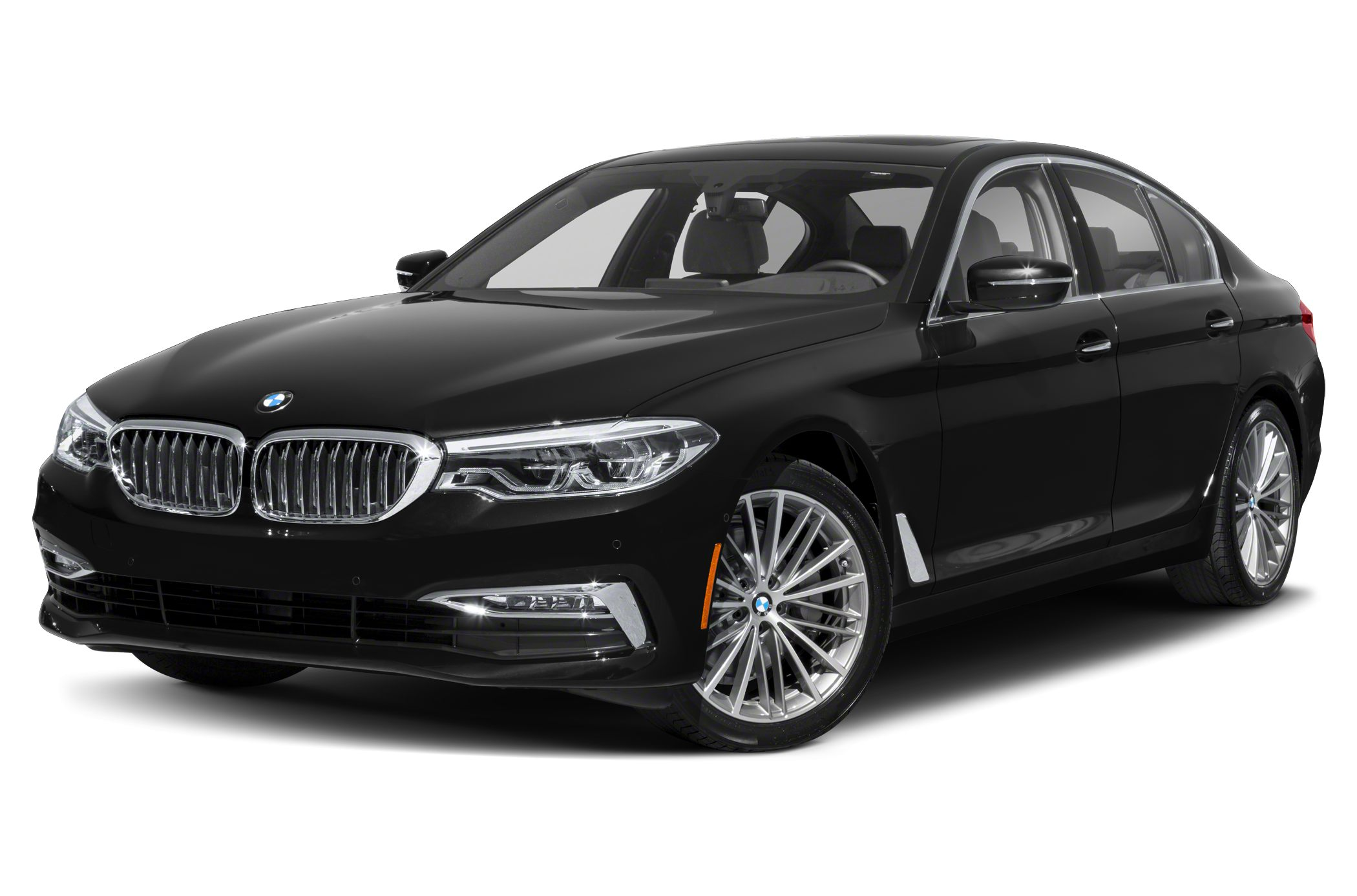 BMW dealers now offering light-up kidney grilles for 5 Series