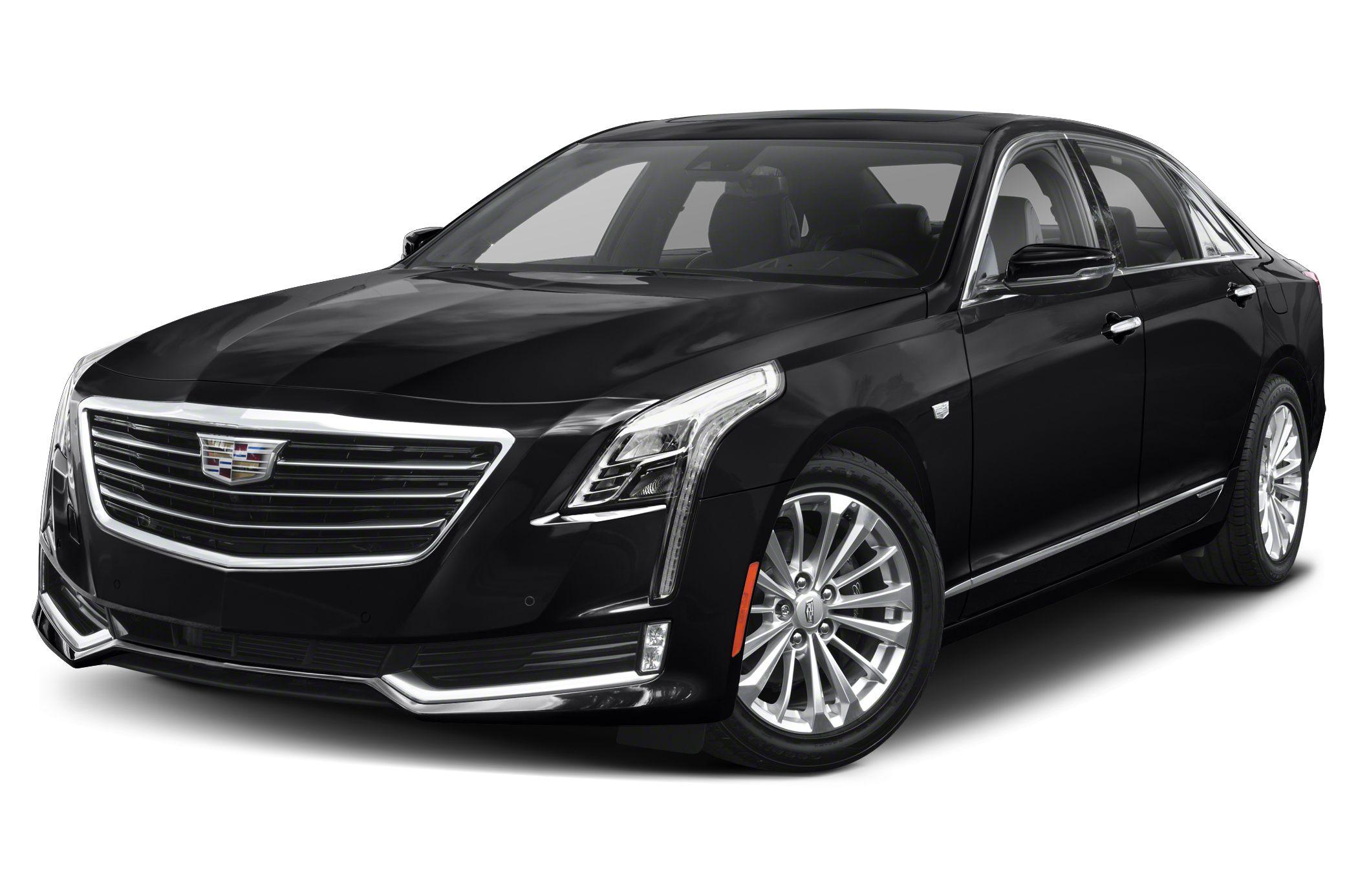2018 Cadillac Ct6 Plug In