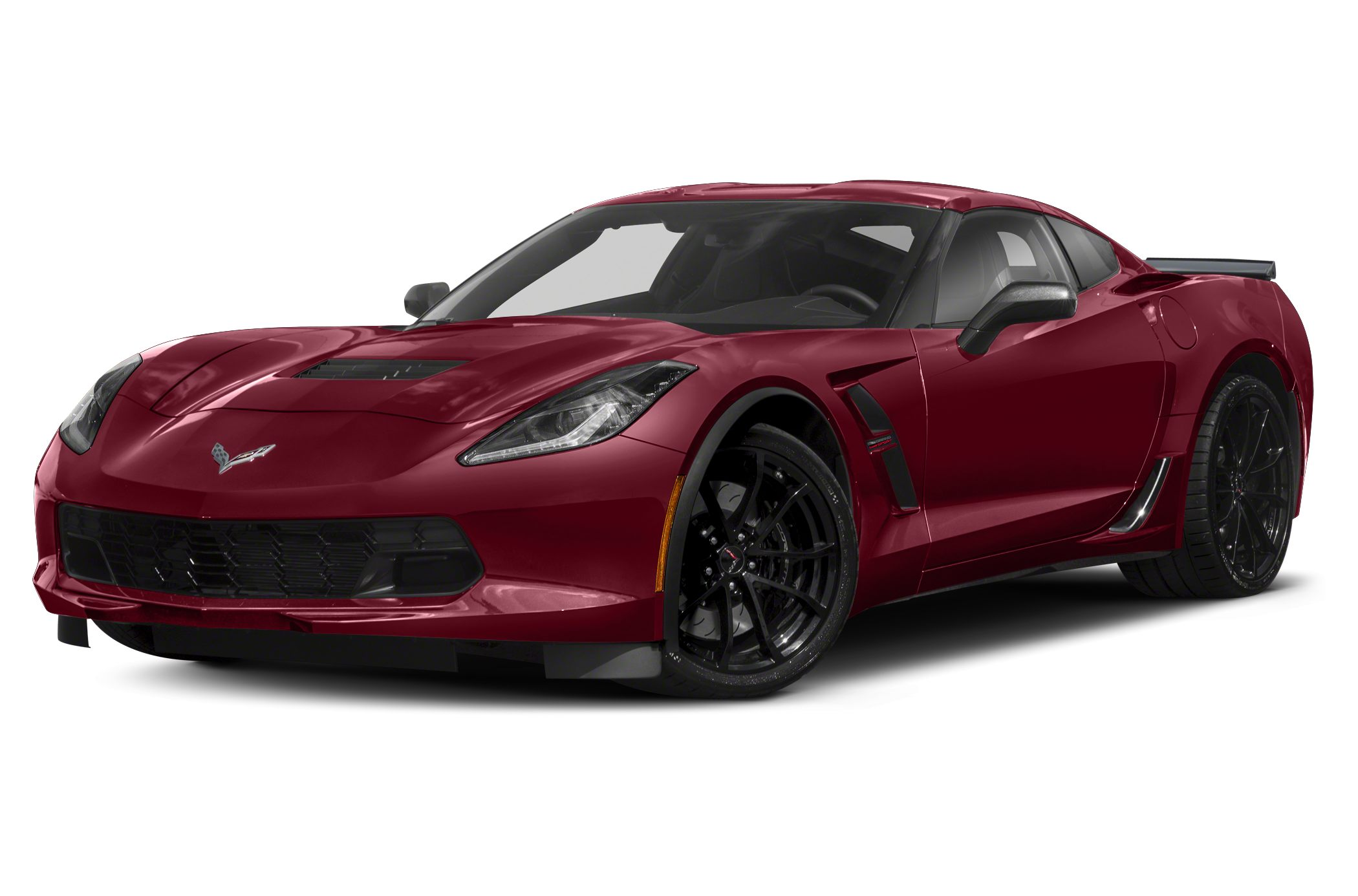 2018 Corvette Grand Sport >> 2018 Chevrolet Corvette Grand Sport 2dr Coupe Pictures