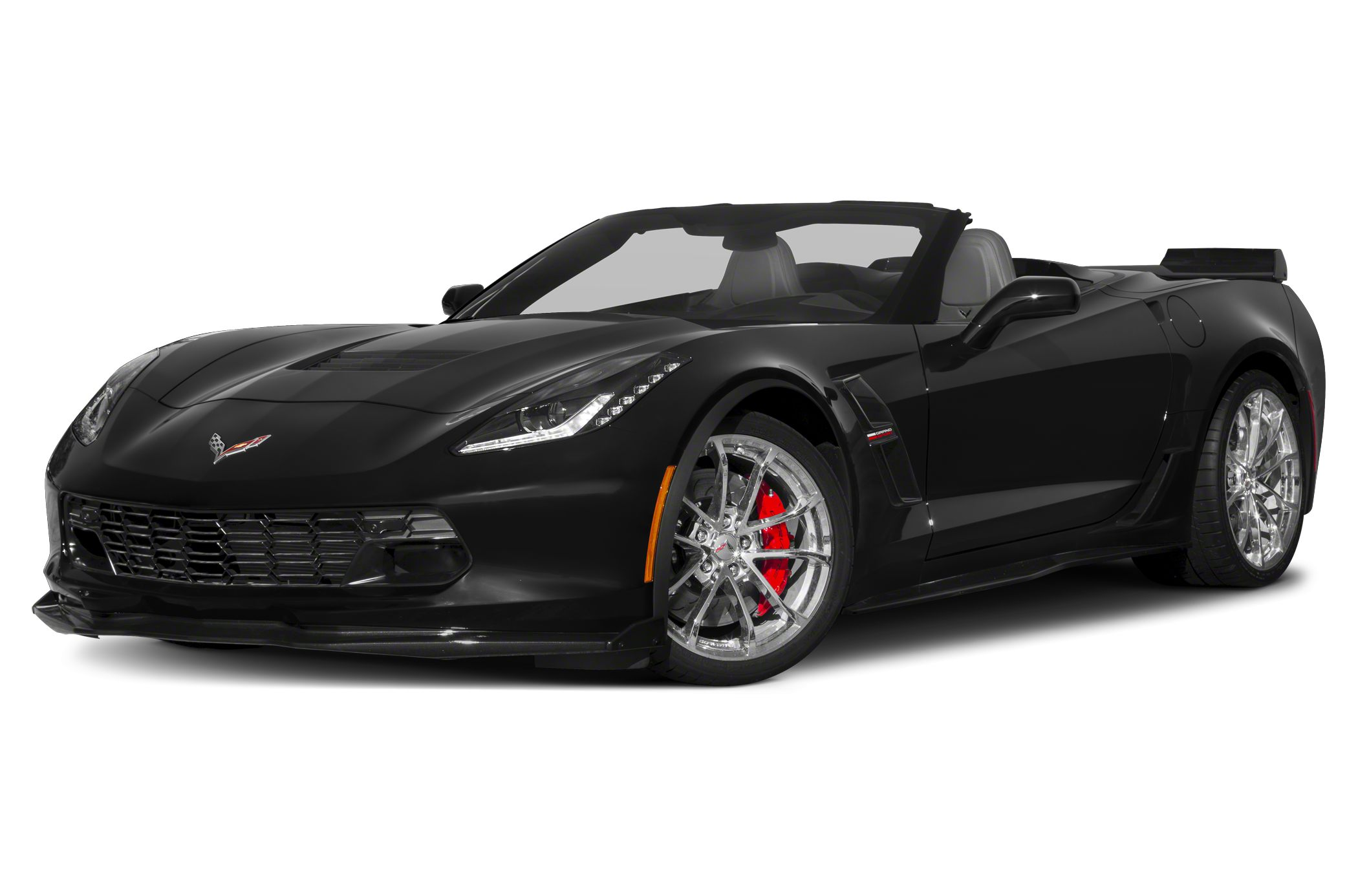2019 Chevrolet Corvette Grand Sport 2dr Convertible Pricing And Options