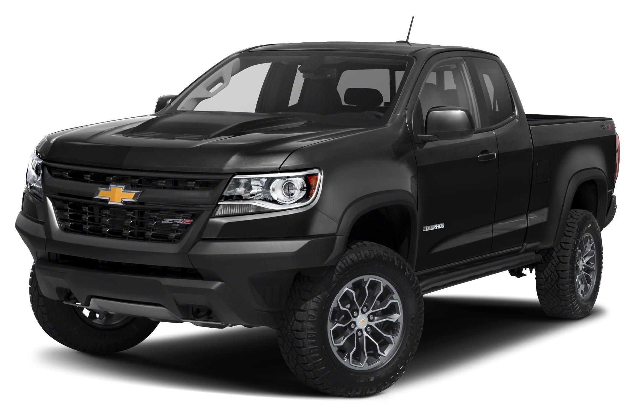 2020 Chevrolet Colorado ZR2 4x4 Extended Cab 6 ft. box 128.3 in. WB
