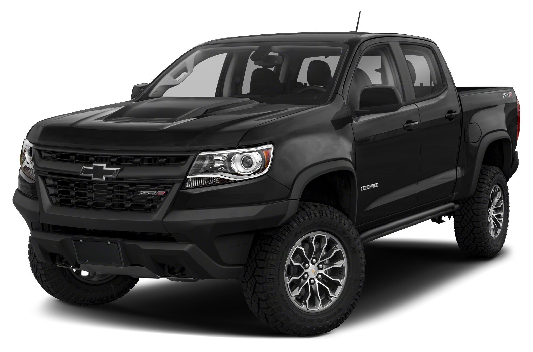 2020 Chevrolet Colorado Zr2 4x4 Crew Cab 5 Ft Box 128 3 In Wb Specs And Prices