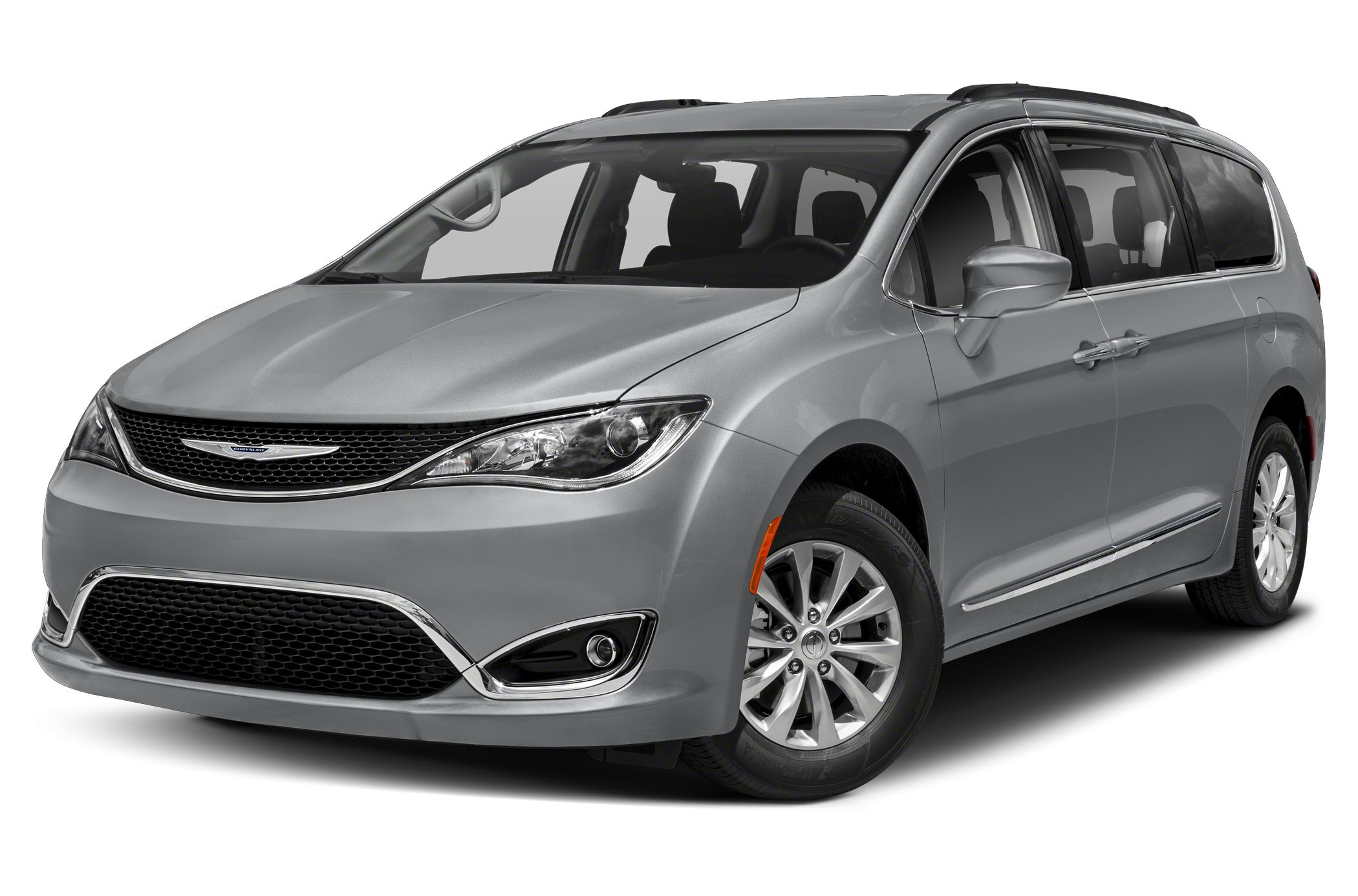 2018 Chrysler Pacifica Touring L Front-wheel Drive Passenger Van