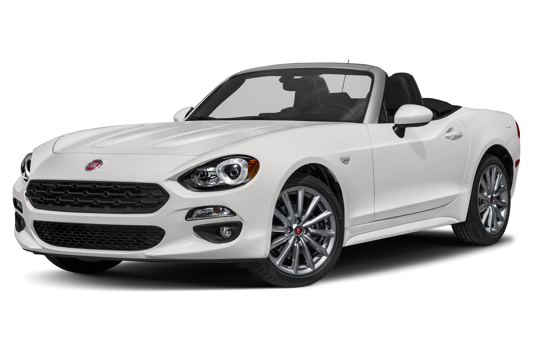 2019 FIAT 124 Spider Lusso 2dr Convertible