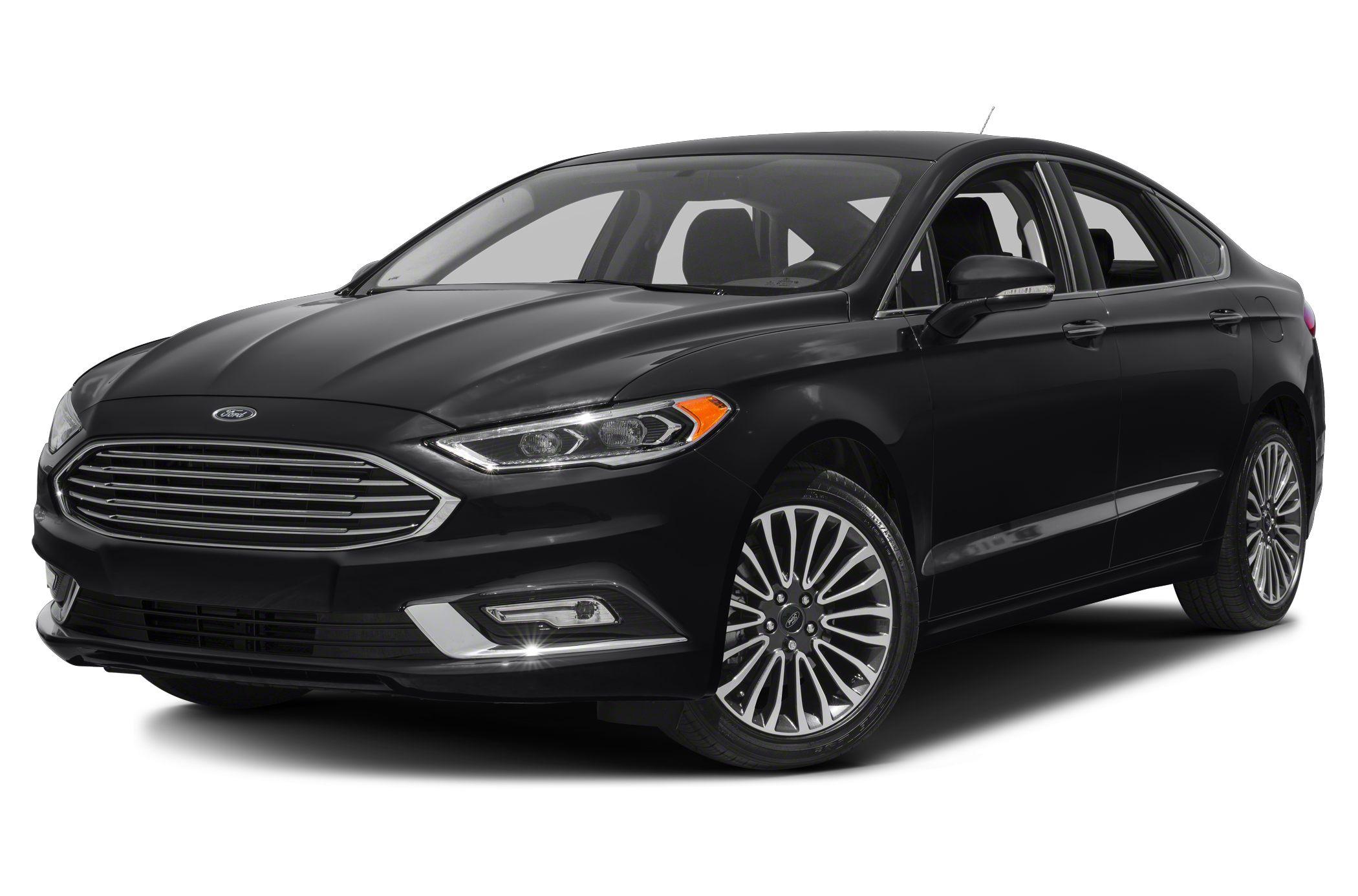 Anium 4dr All Wheel Drive Sedan 2017 Ford Fusion Photos