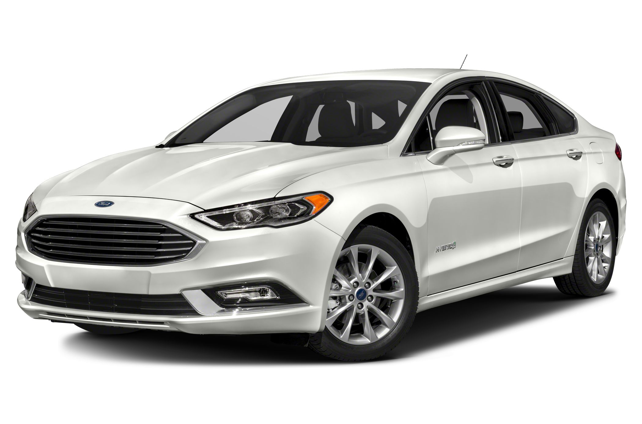 2018 Ford Fusion Hybrid Photos