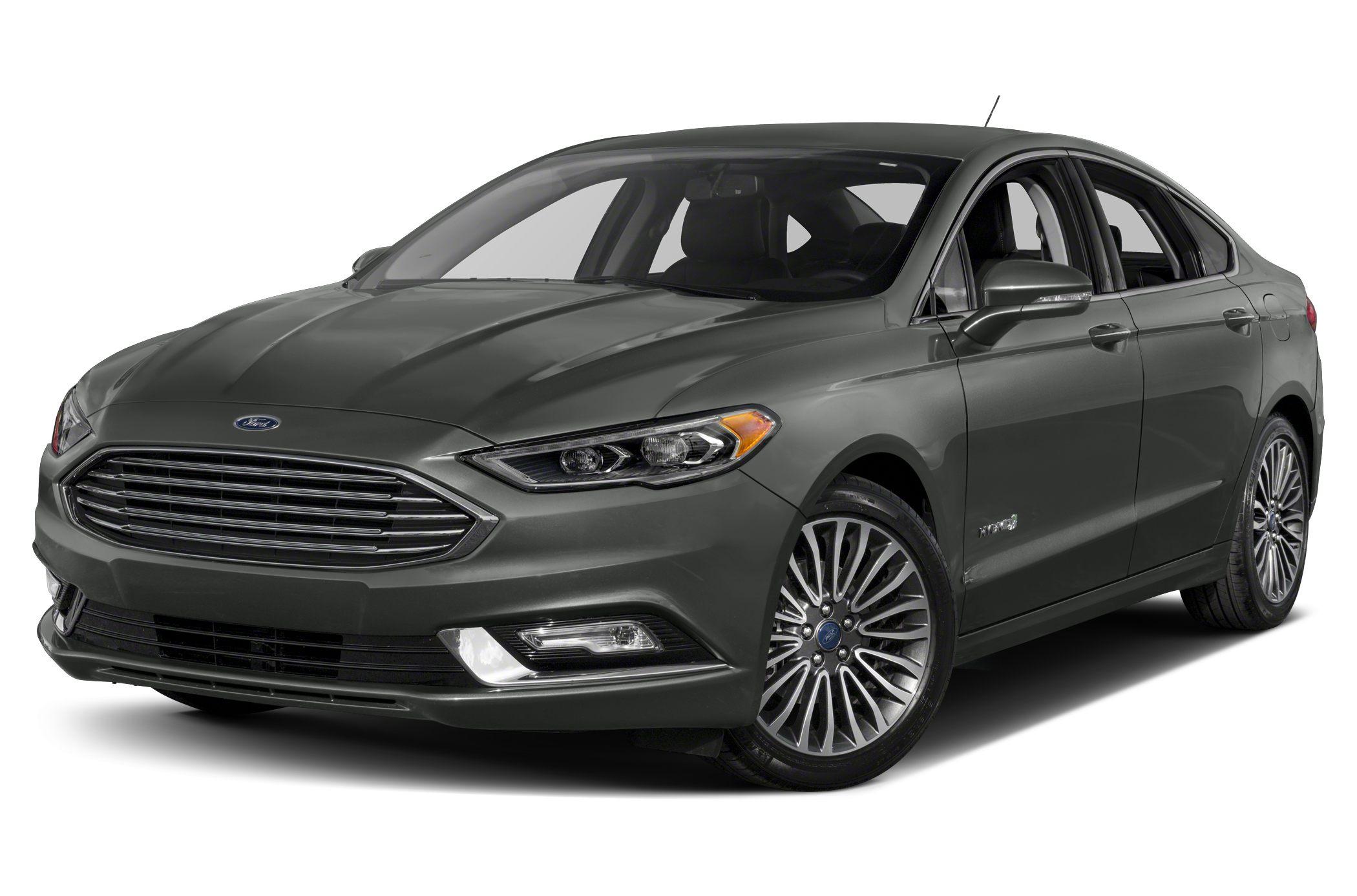 2018 Ford Fusion Hybrid Anium 4dr