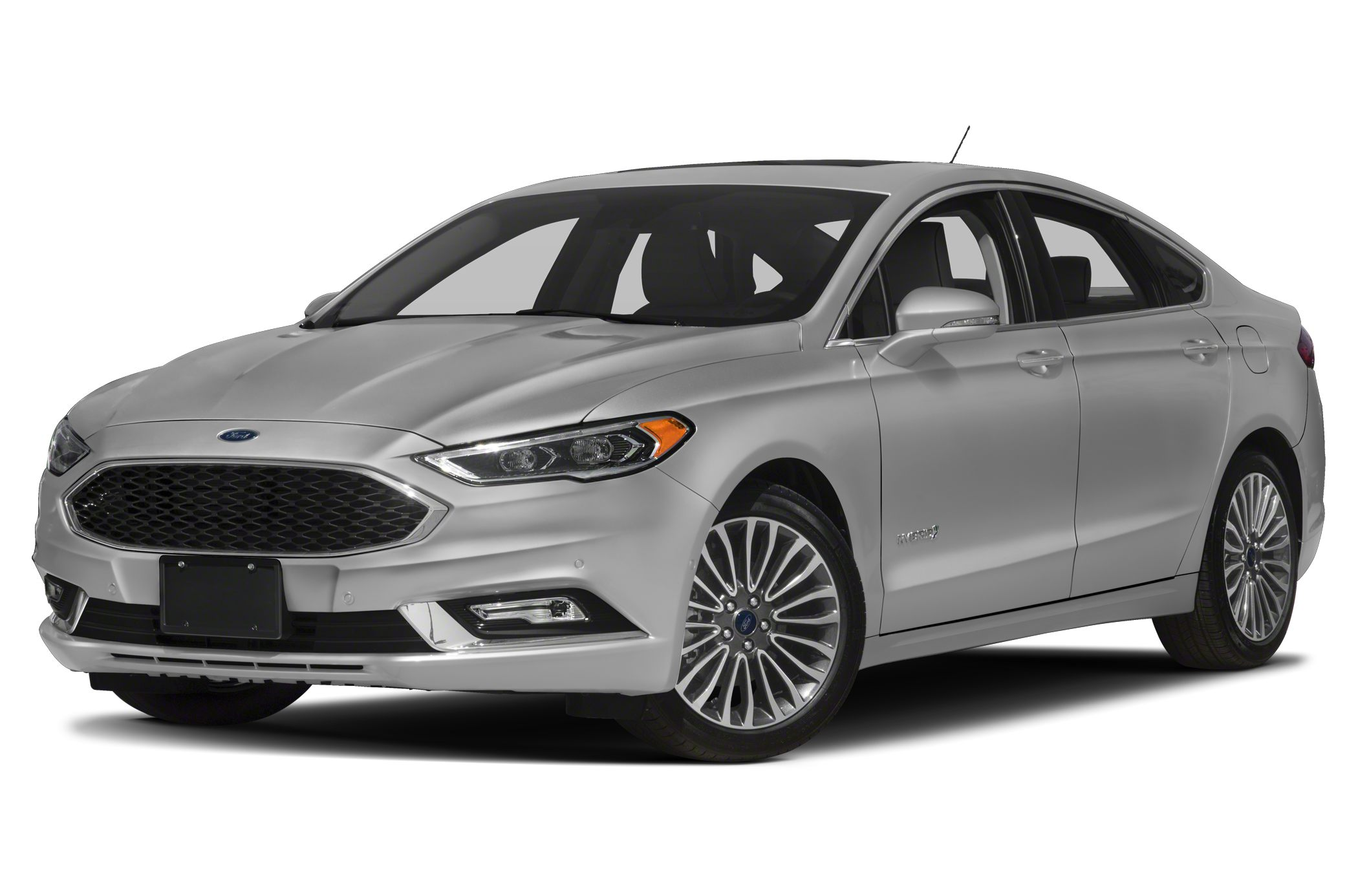 2018 Ford Fusion Hybrid Platinum 4dr Front-wheel Drive Sedan