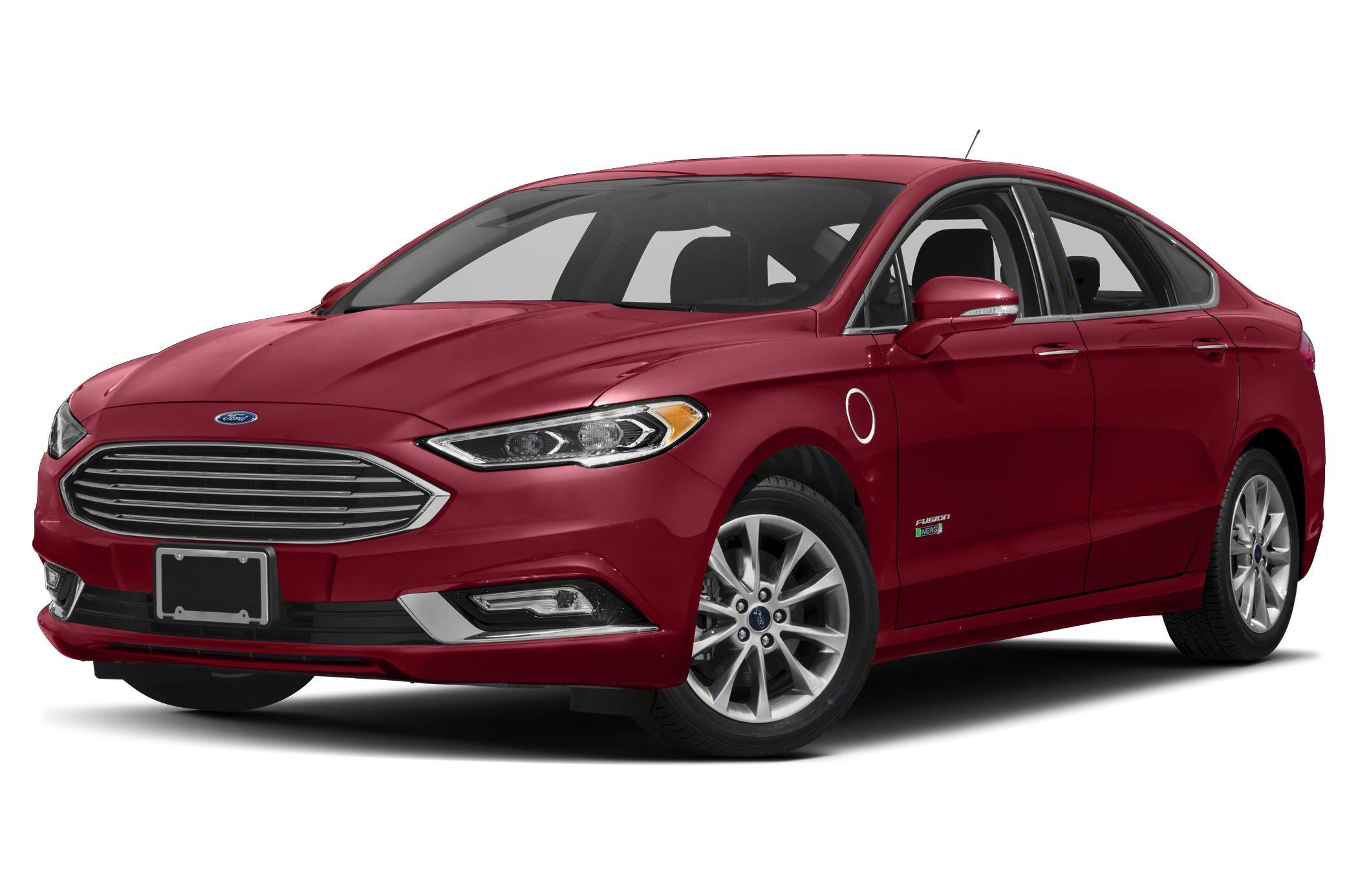 2018 ford fusion energi titanium 4dr front wheel drive sedan pictures
