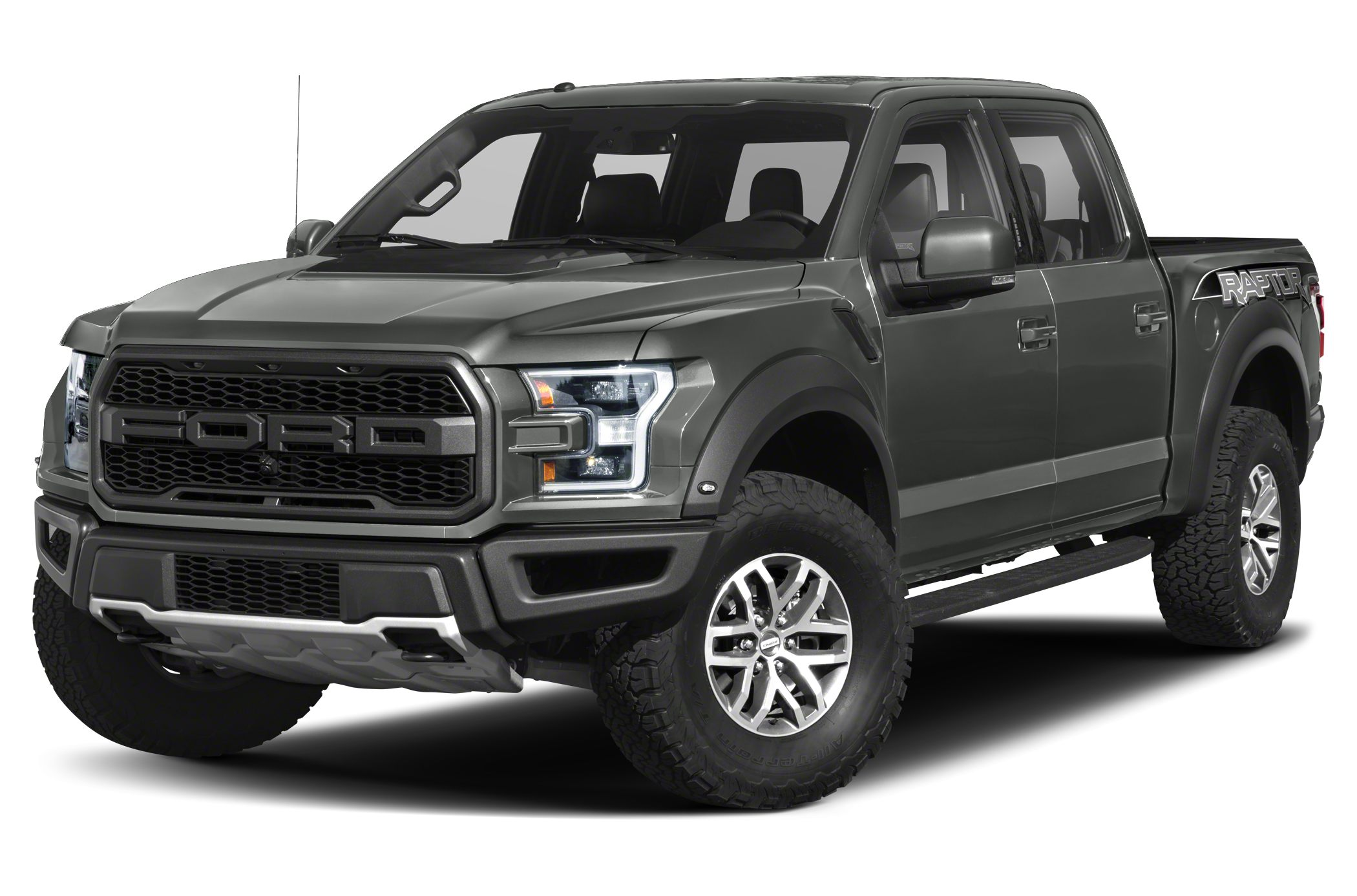 2018 Ford F-150 Raptor 4x4 SuperCrew Cab Styleside 5.5 ft. box 145 in. WB