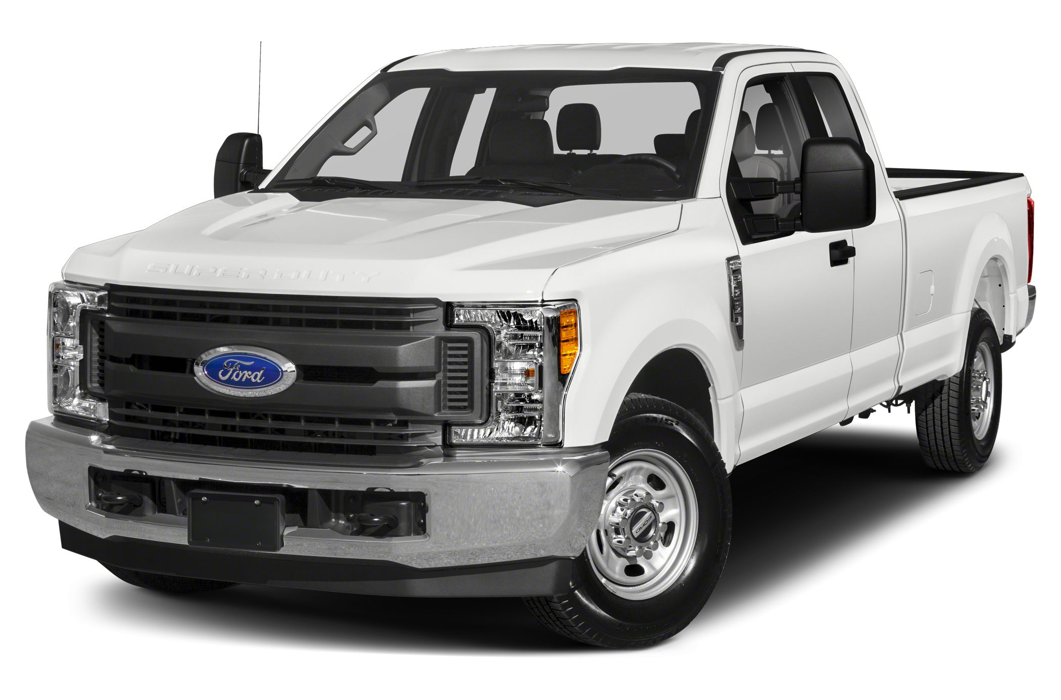 2019 Ford F-350 XL 4x4 SD Super Cab 6.75 ft. box 148 in. WB SRW