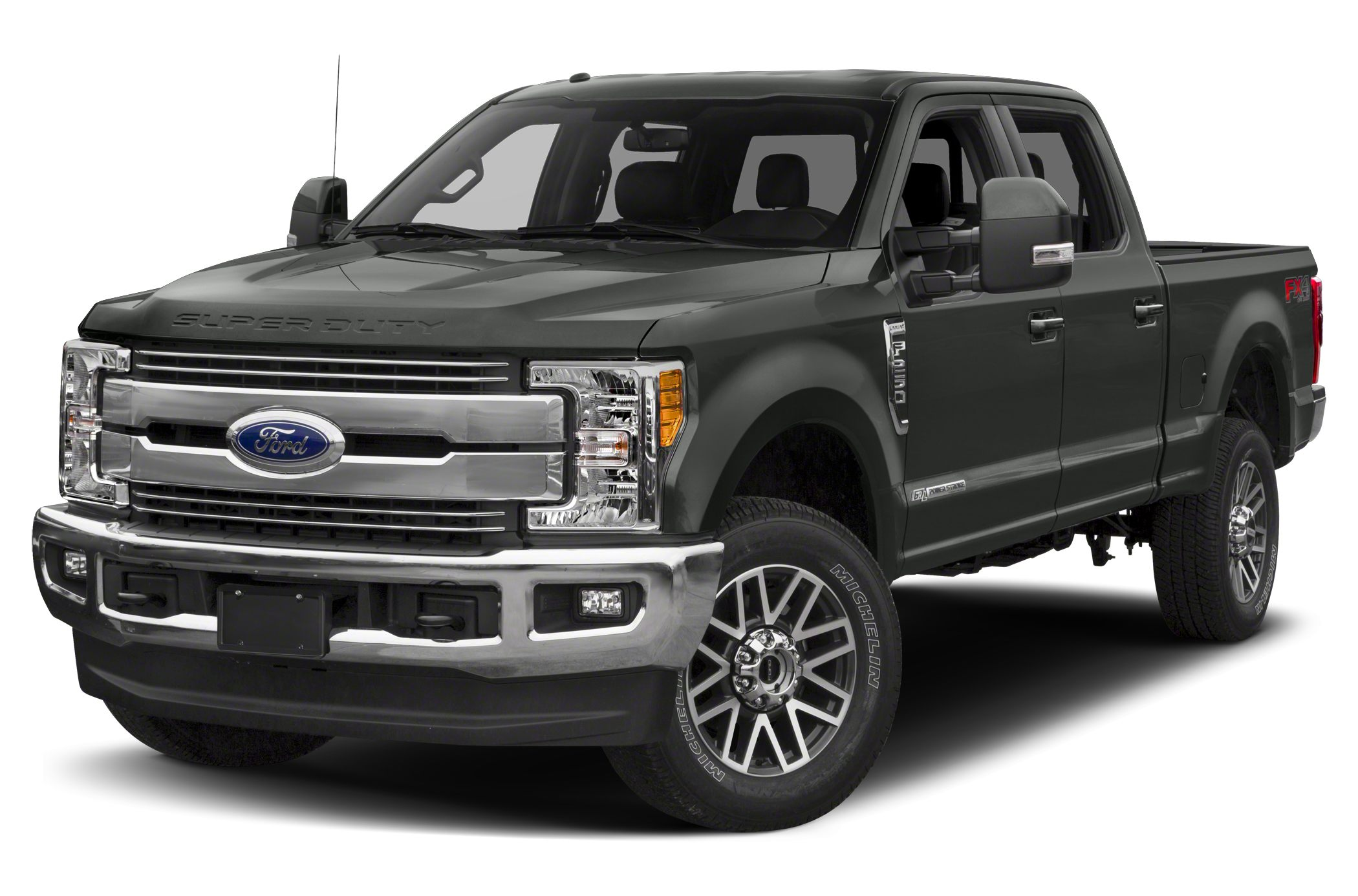 2019 Ford F-350 Lariat 4x4 SD Crew Cab 8 ft. box 176 in. WB SRW