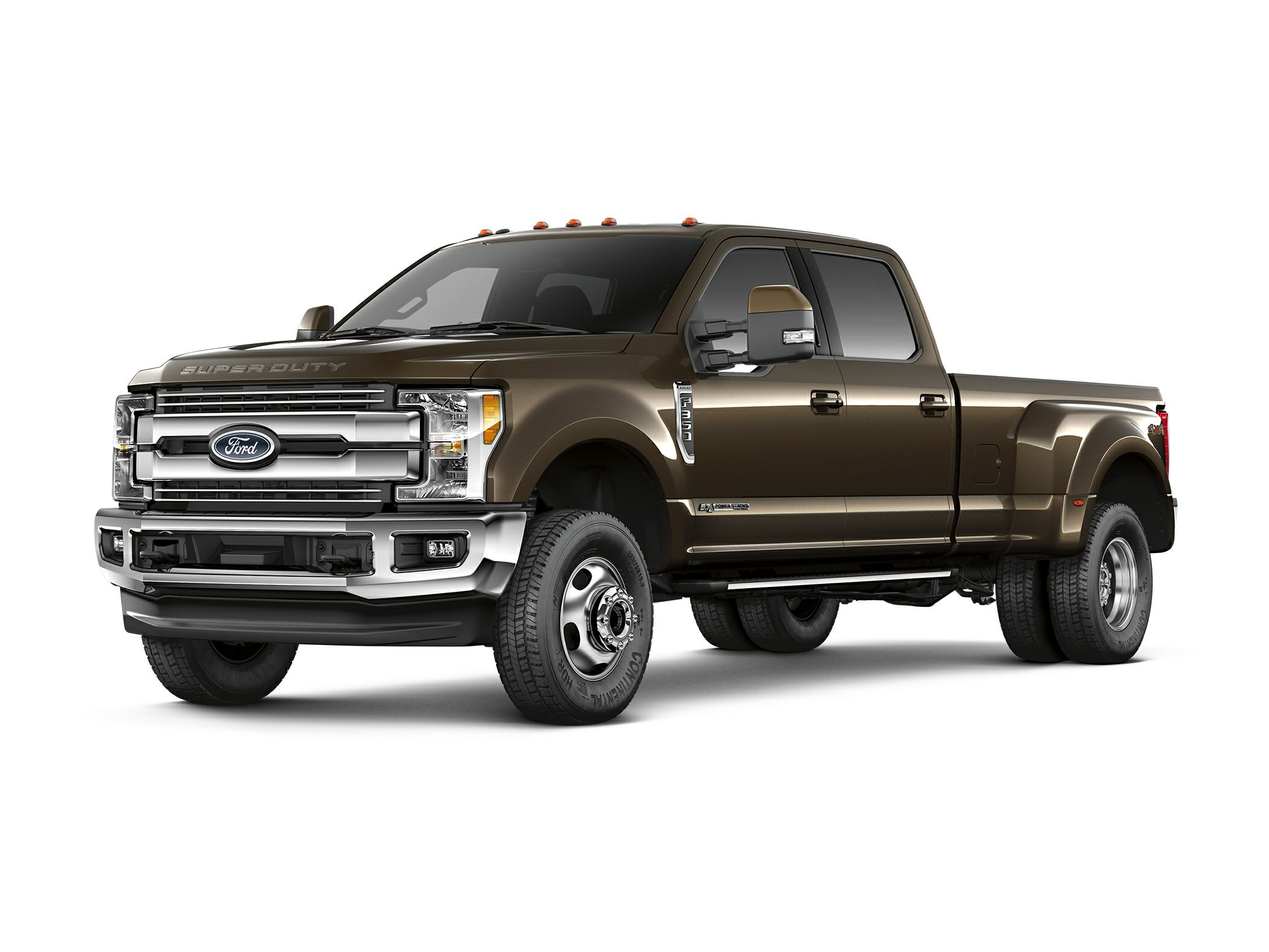 2019 Ford F-350 XLT 4x4 SD Crew Cab 8 ft. box 176 in. WB DRW