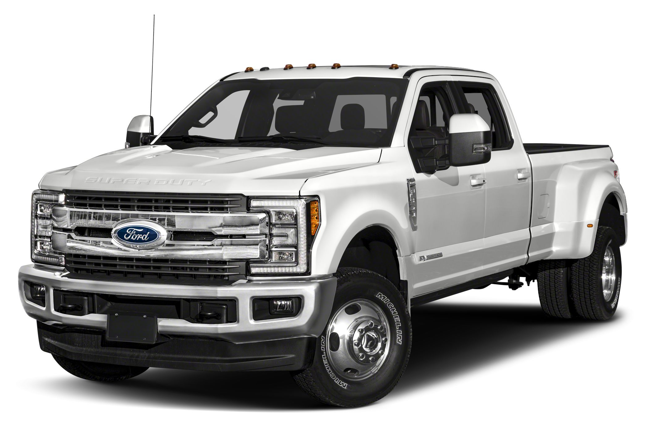 2018 Ford F-350 King Ranch 4x2 SD Crew Cab 8 ft. box 176 in. WB DRW Pictures