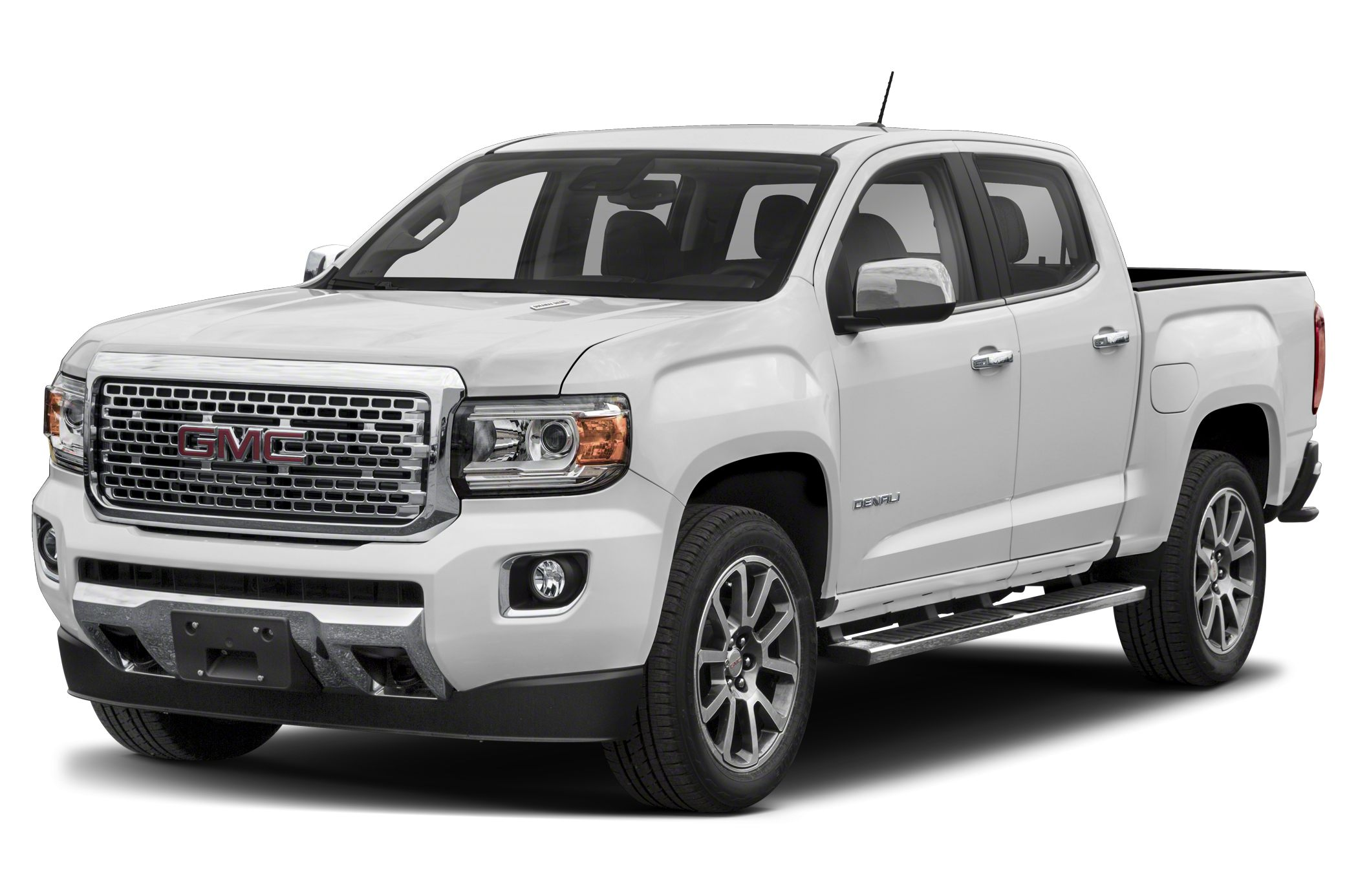 2017 Gmc Canyon Denali 4x4 Crew Cab 5 Ft Box 128 3 In Wb