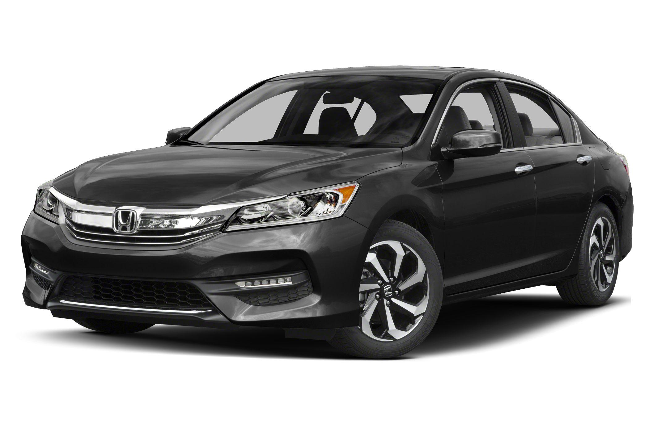 2017 Honda Accord EX 4dr Sedan