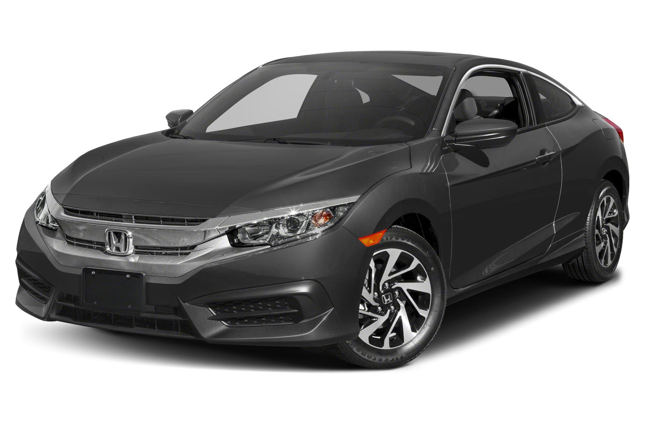 2017 Honda Civic LX-P 2dr Coupe