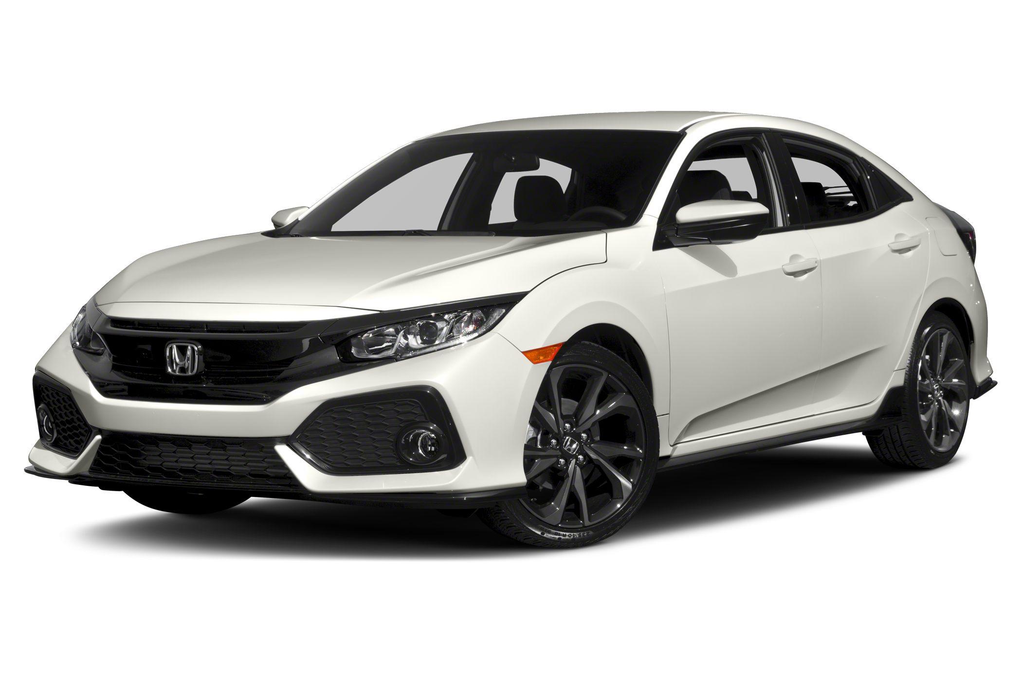 2017 Honda Civic Sport 4dr Hatchback