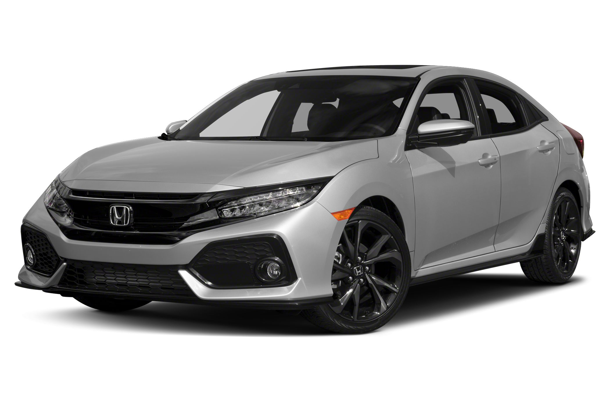 2017 Honda Civic Sport Touring 4dr Hatchback
