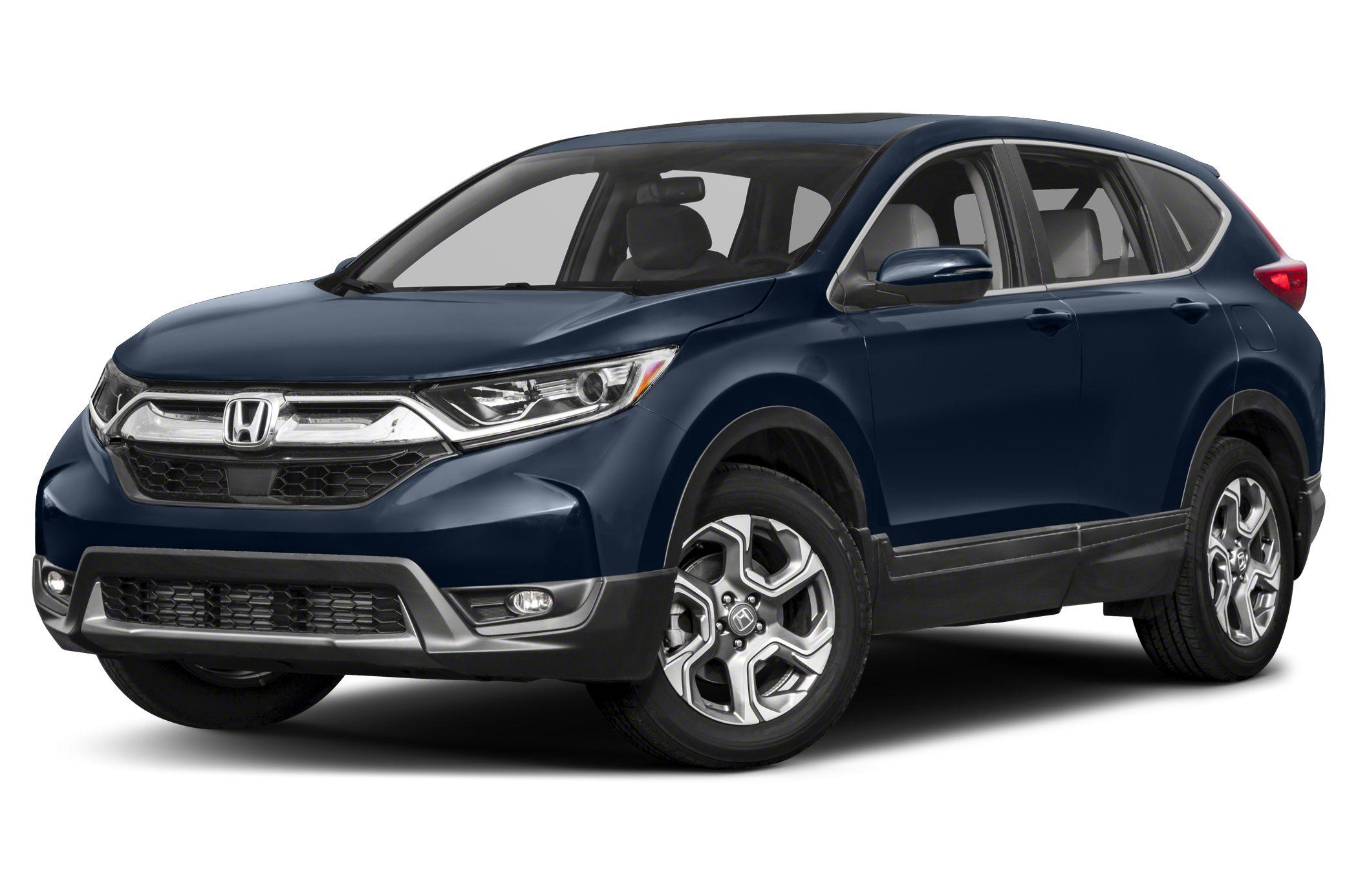 Great Deals on a new 2017 Honda CR-V EX-L 4dr All-wheel ...