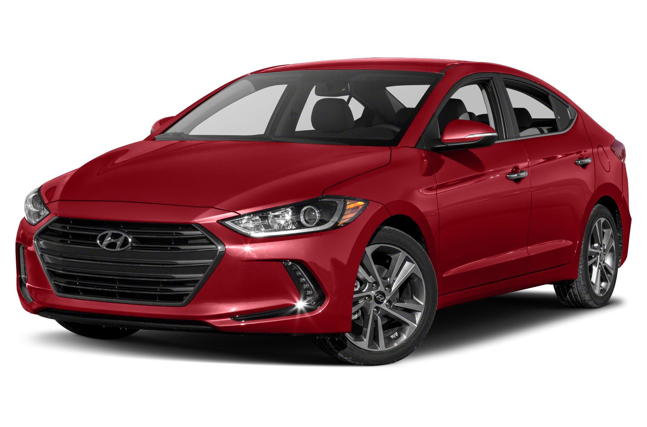 Limited 4dr Sedan 2017 Hyundai Elantra Photos