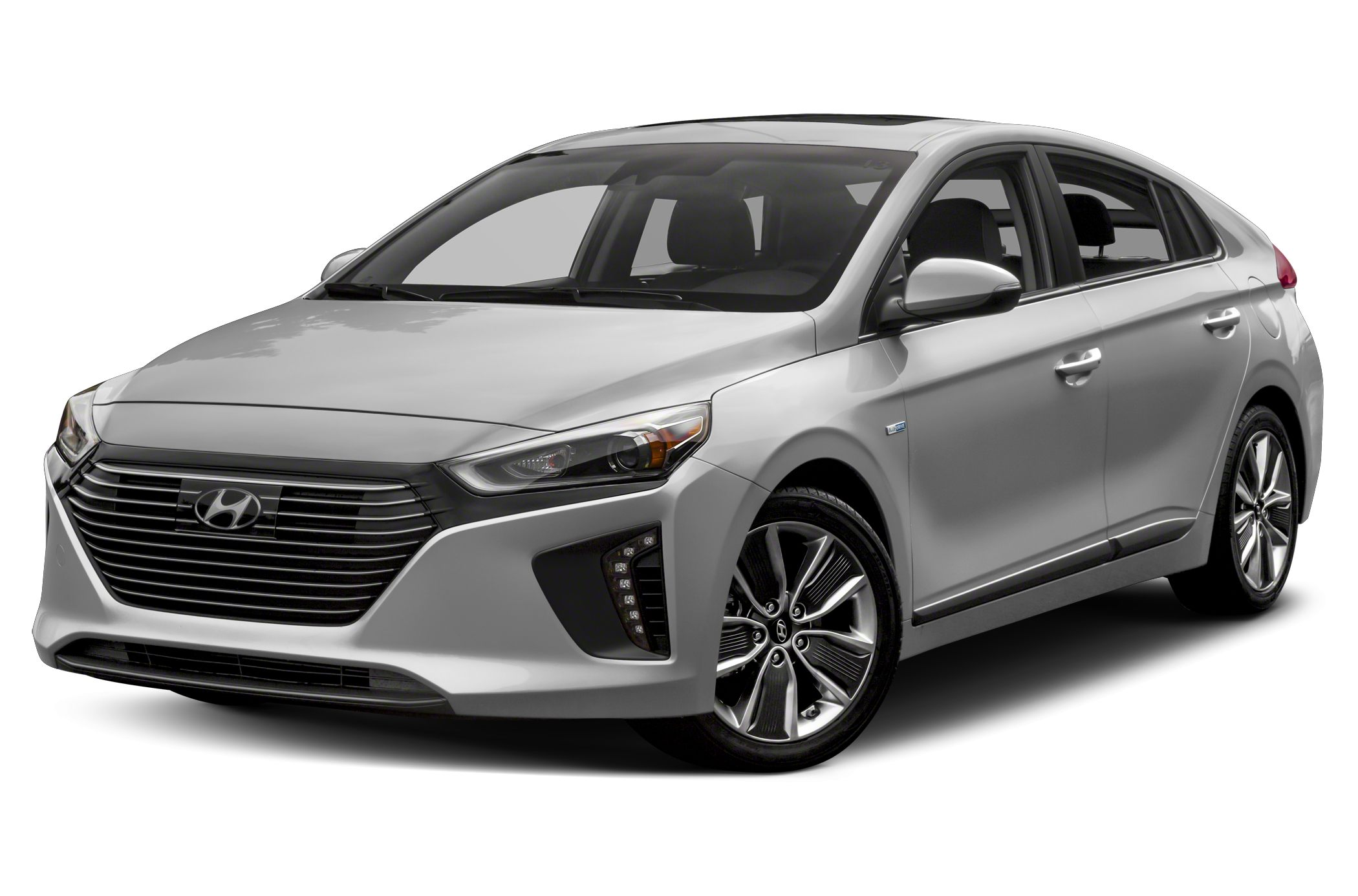 hyundai ioniq hybrid prices reviews and new model. Black Bedroom Furniture Sets. Home Design Ideas