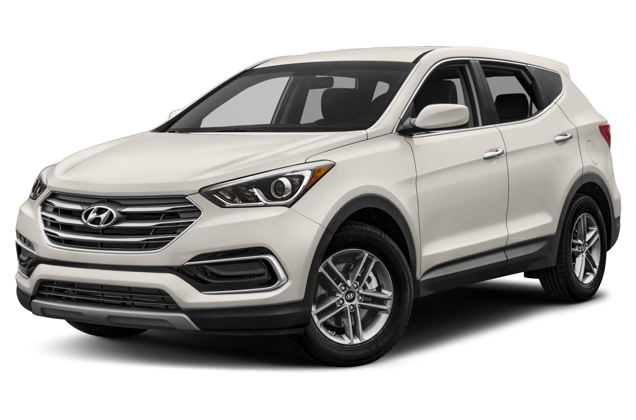 2018 Hyundai Santa Fe Sport 2 4l 4dr All Wheel Drive Specs And Prices