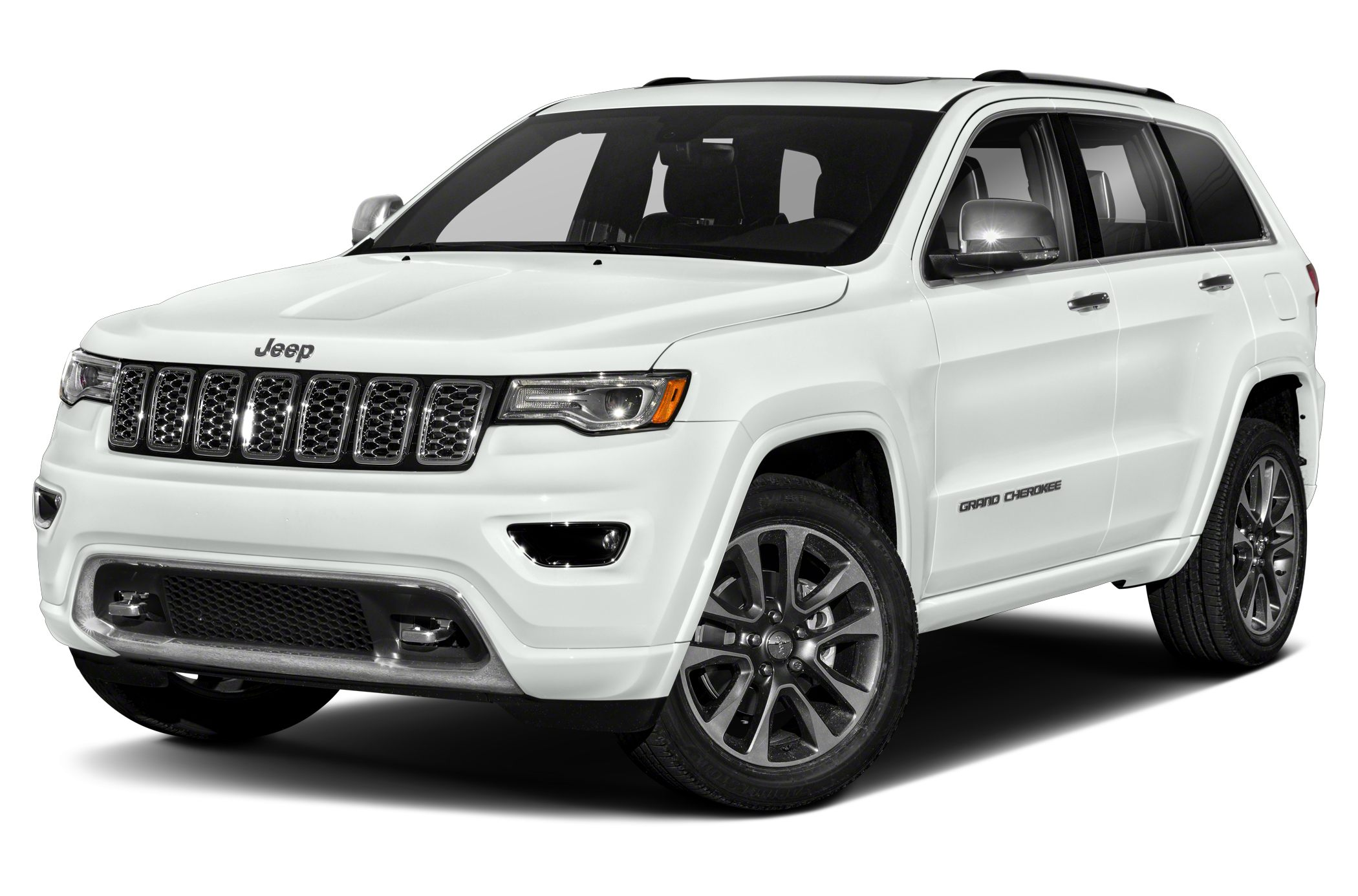 2017 Jeep Grand Cherokee Overland 4dr 4x4 Specs And Prices Trailer Hitch Wiring