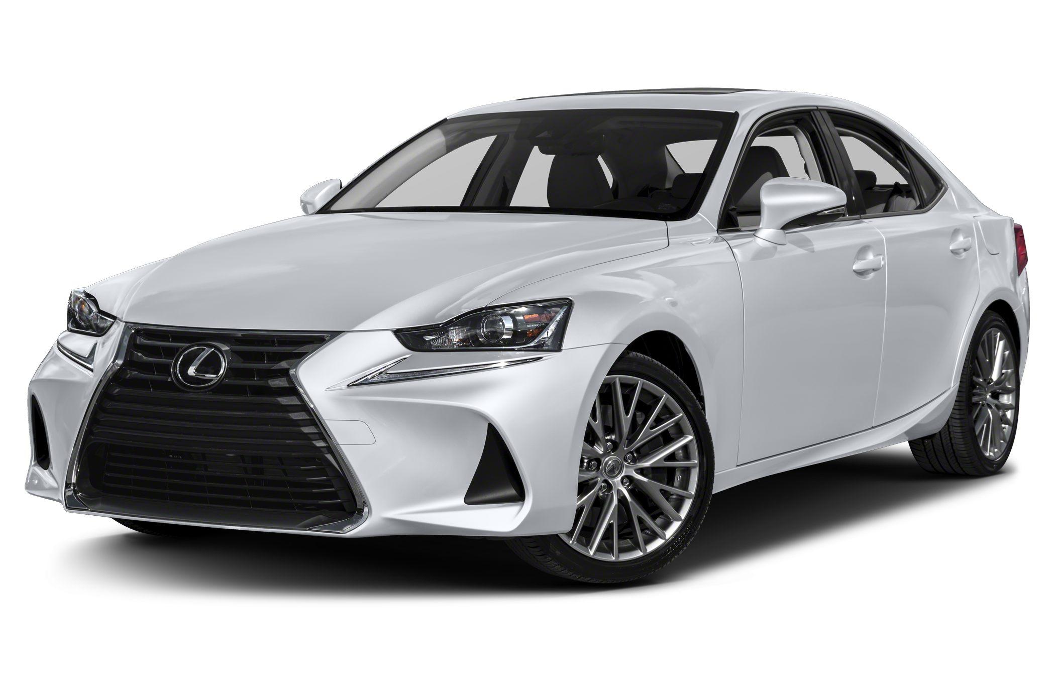 2017 Lexus Is 200t Recalls