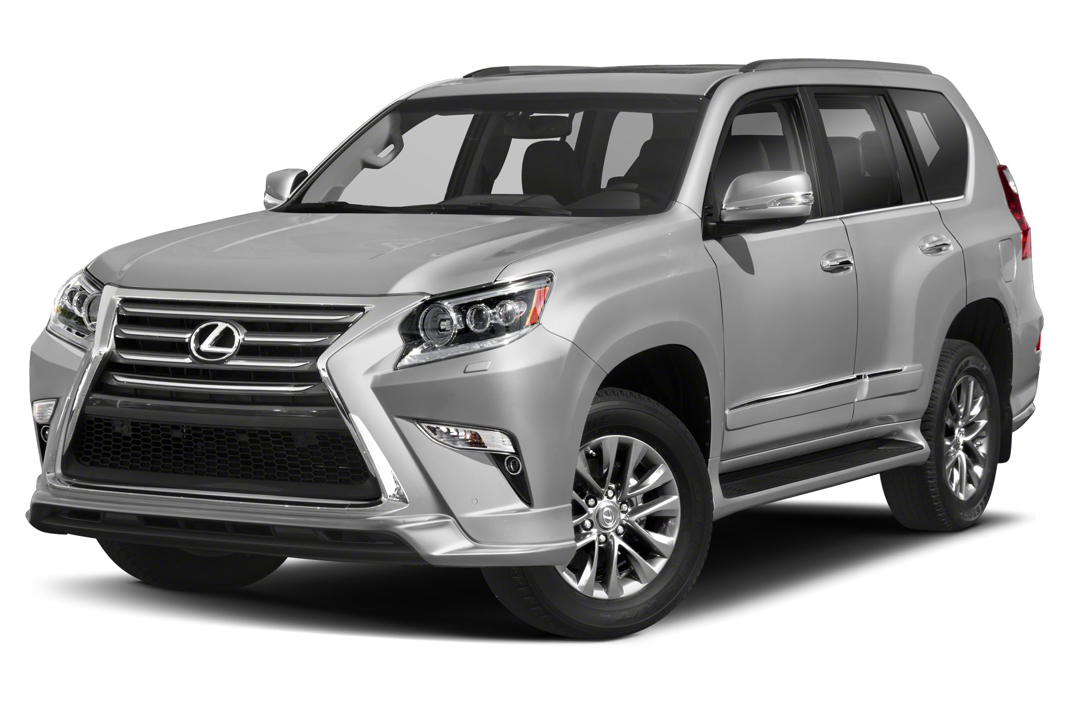 2017 lexus gx 460 manual
