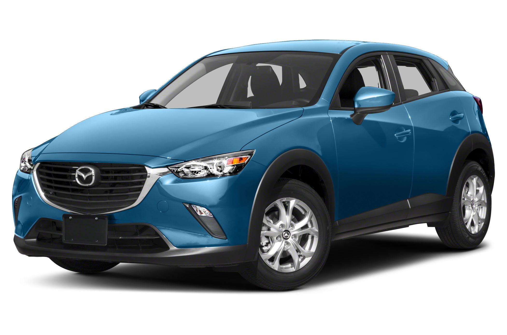 2017 Mazda CX 3 Information