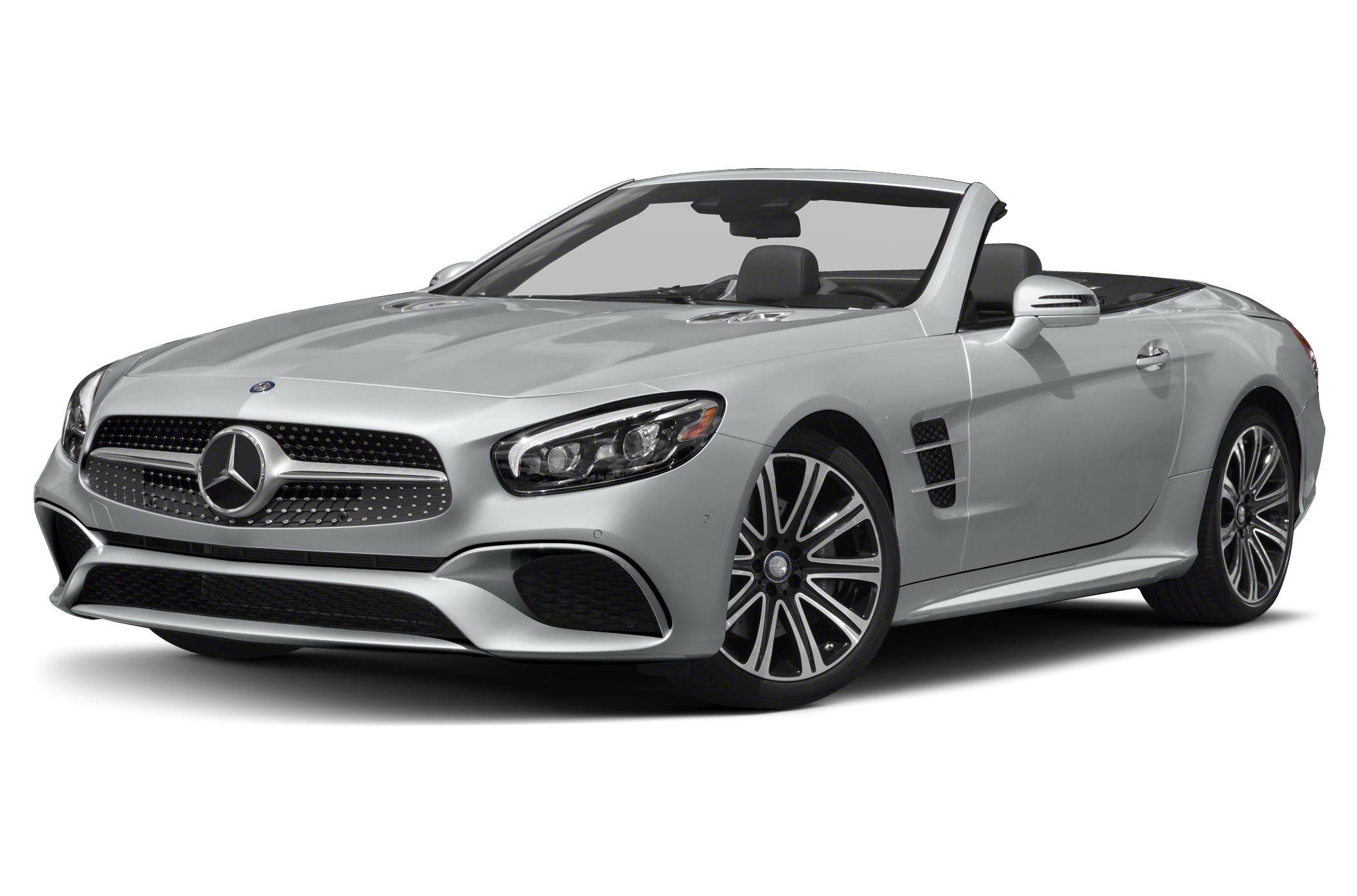 2017Mercedes-BenzSL 450