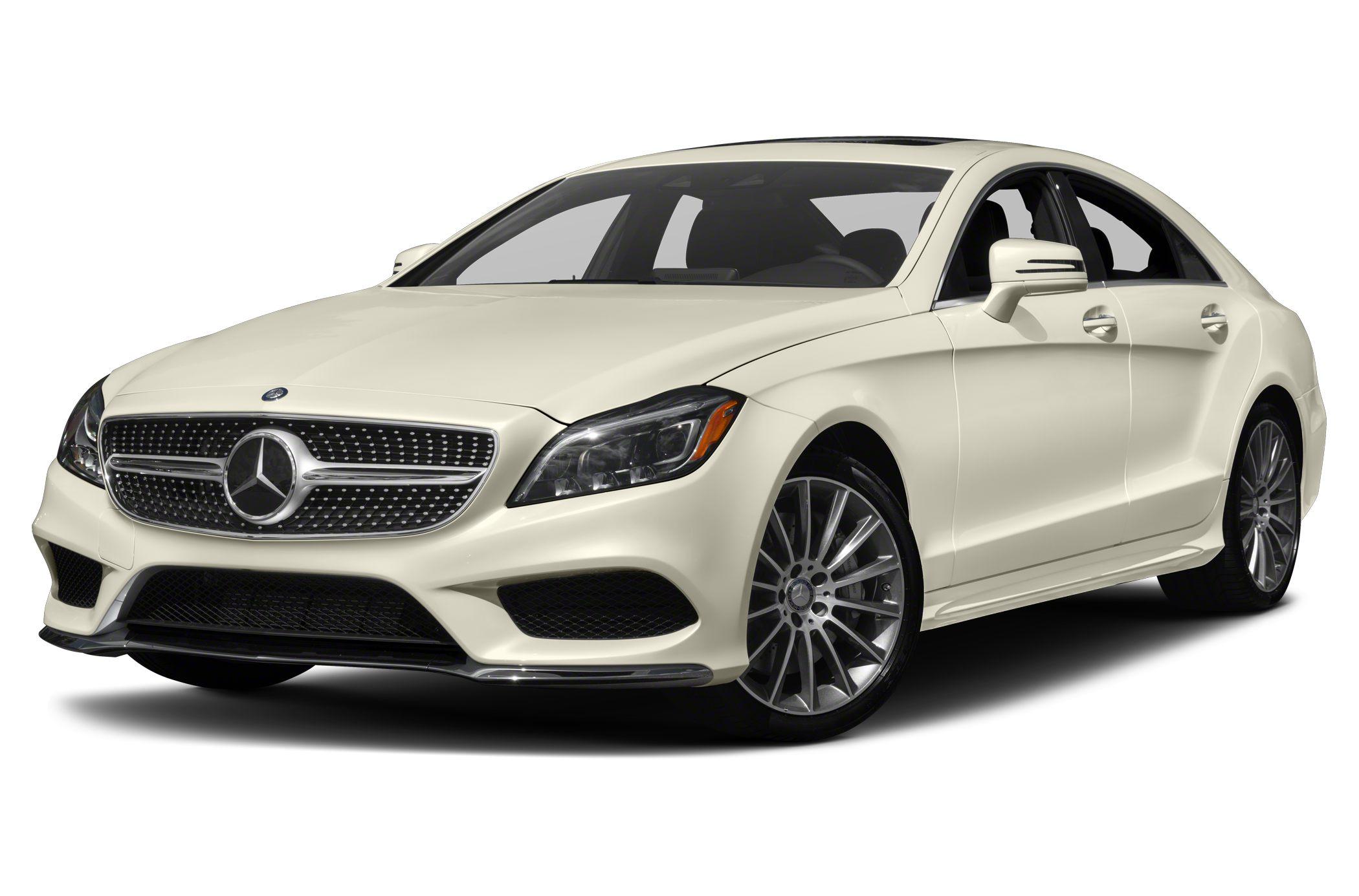 2018Mercedes-BenzCLS 550