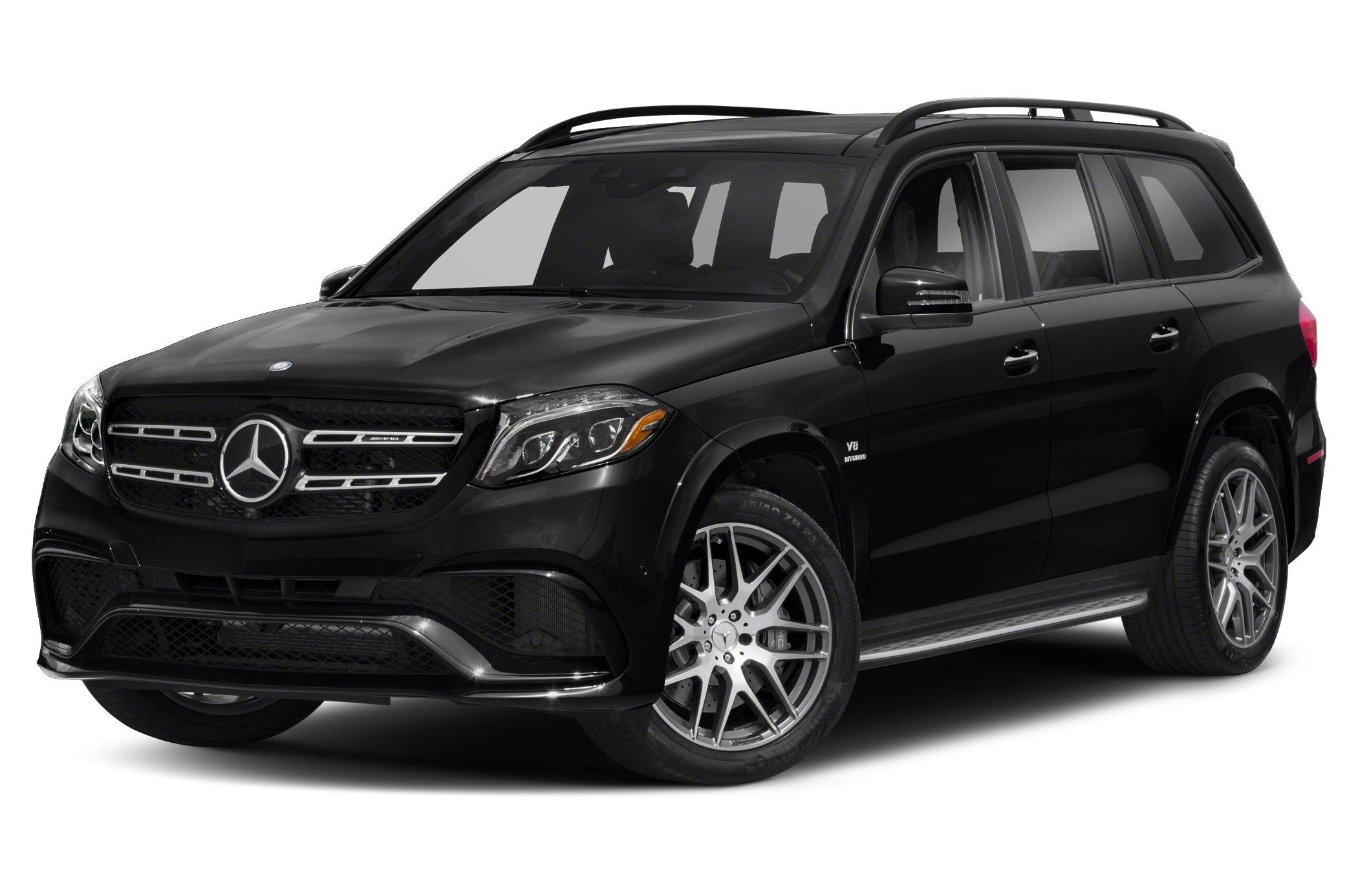 2018Mercedes-BenzAMG GLS 63
