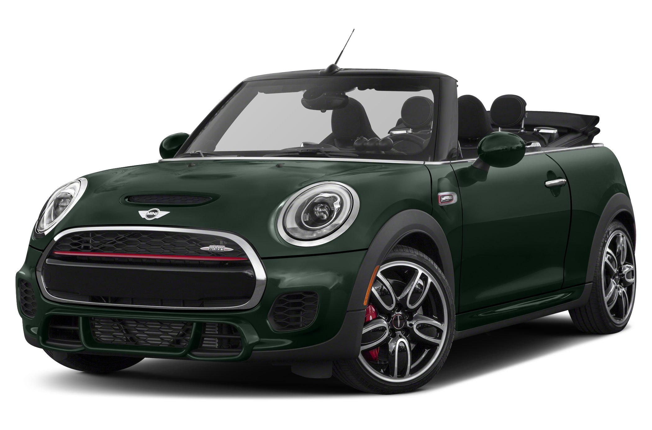 2017 Mini Convertible John Cooper Works 2dr Specs And Prices
