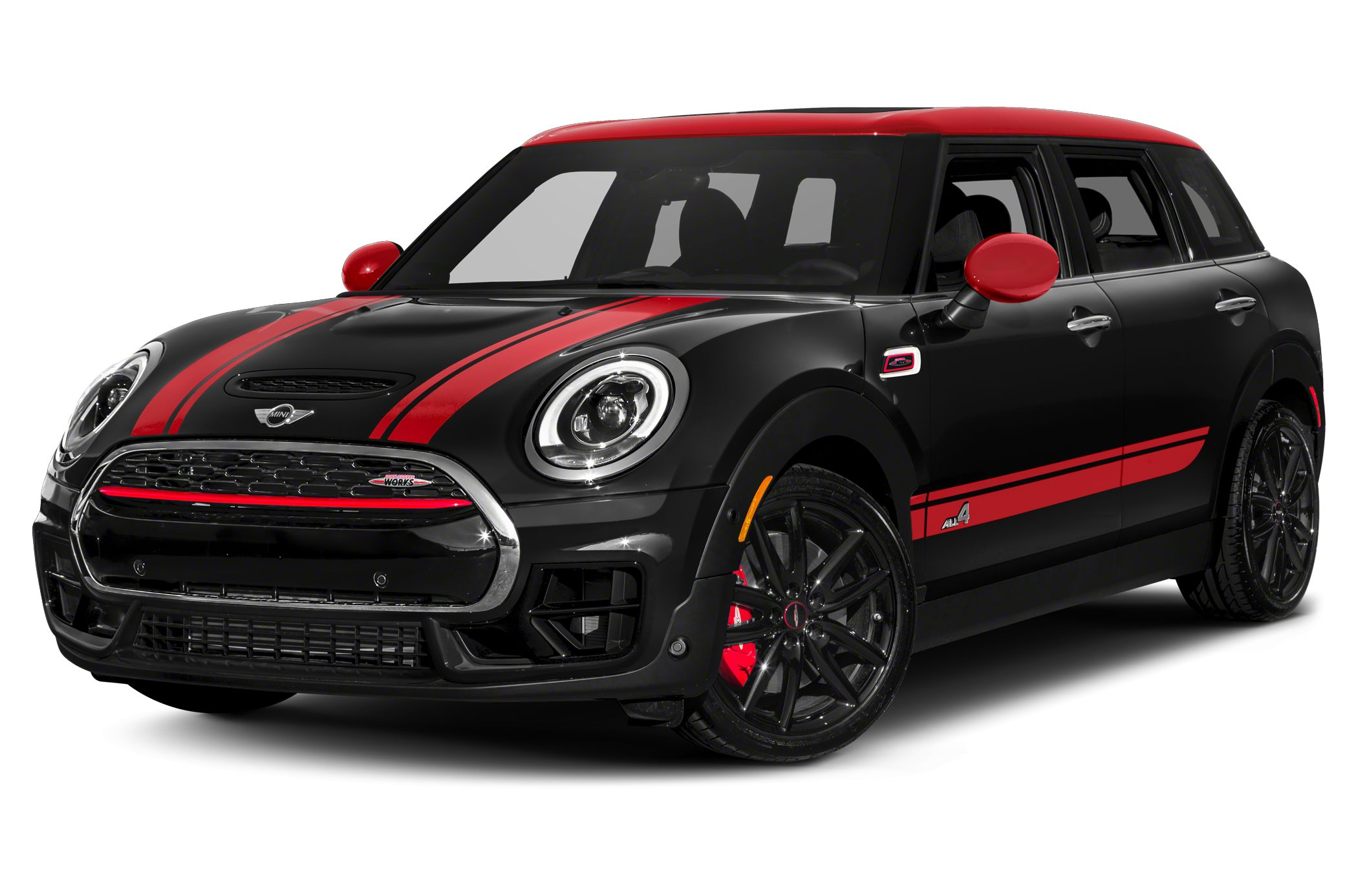 2018 Mini Clubman John Cooper Works 4dr All4 For Sale