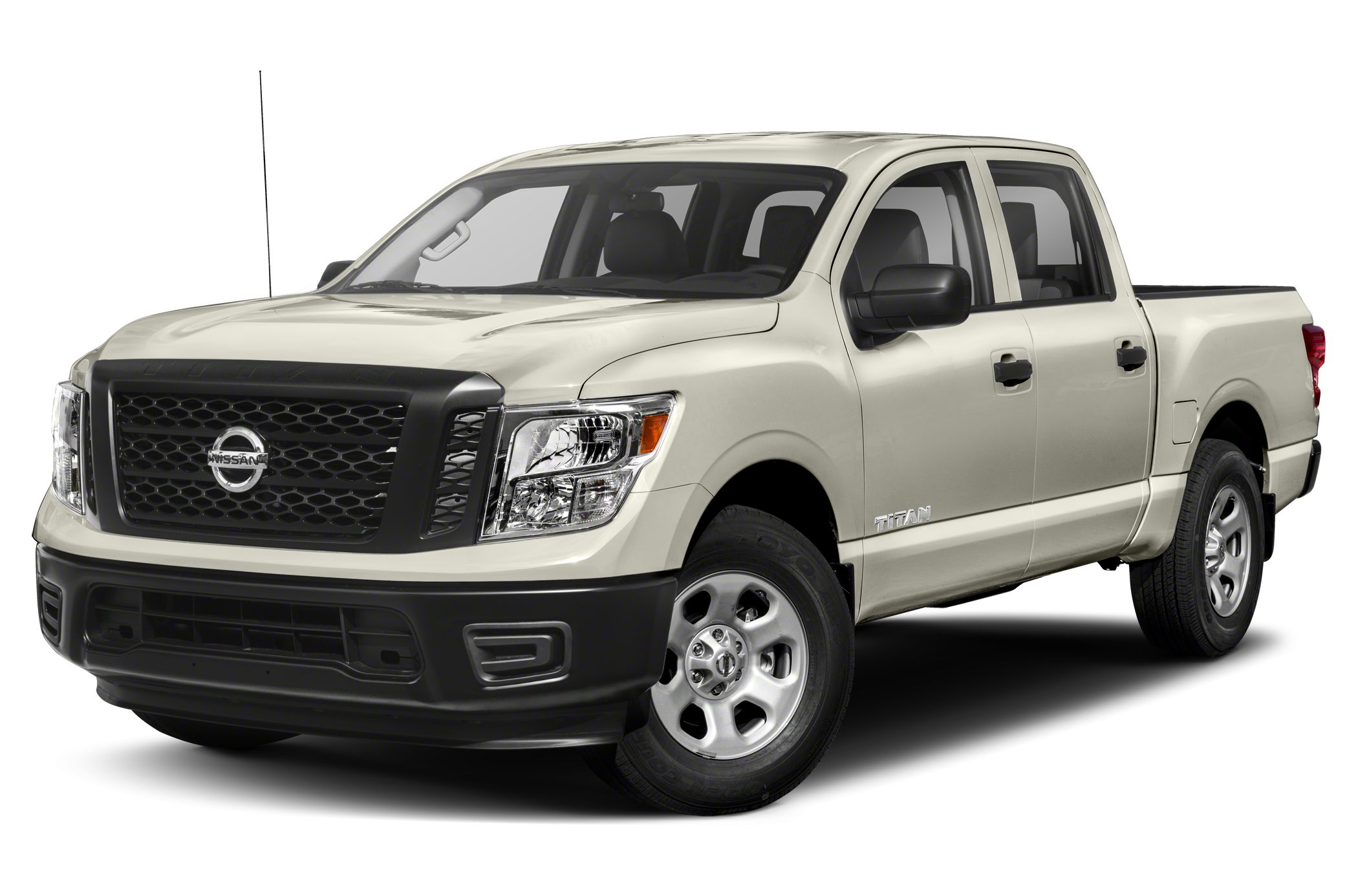 Nissan Titan Warrior Concept is an XD with a hardcore ...