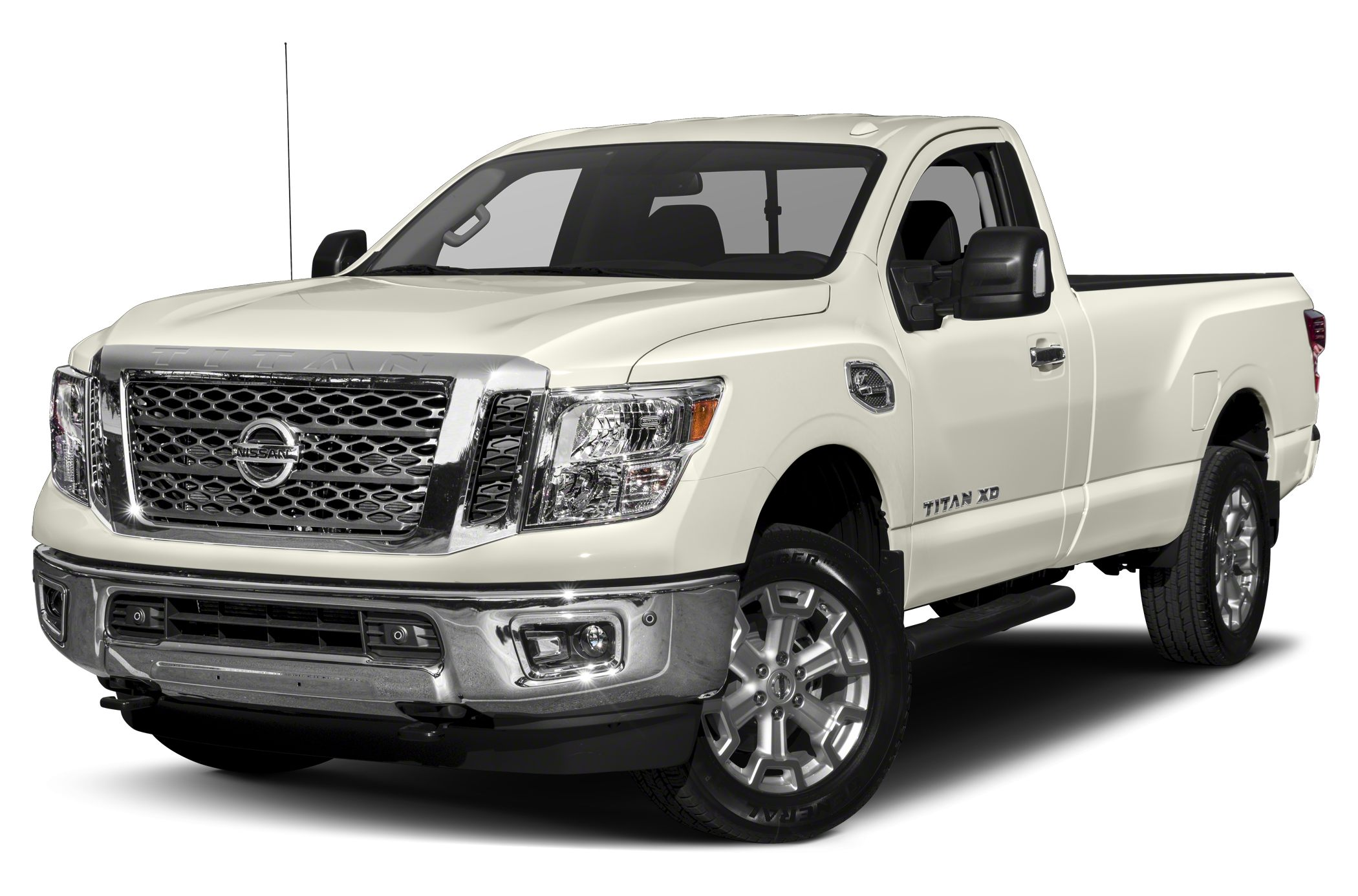 2019 Nissan Titan Xd S Diesel 2dr 4x4 Single Cab 8 Ft Box 139 8 In Wb Pictures