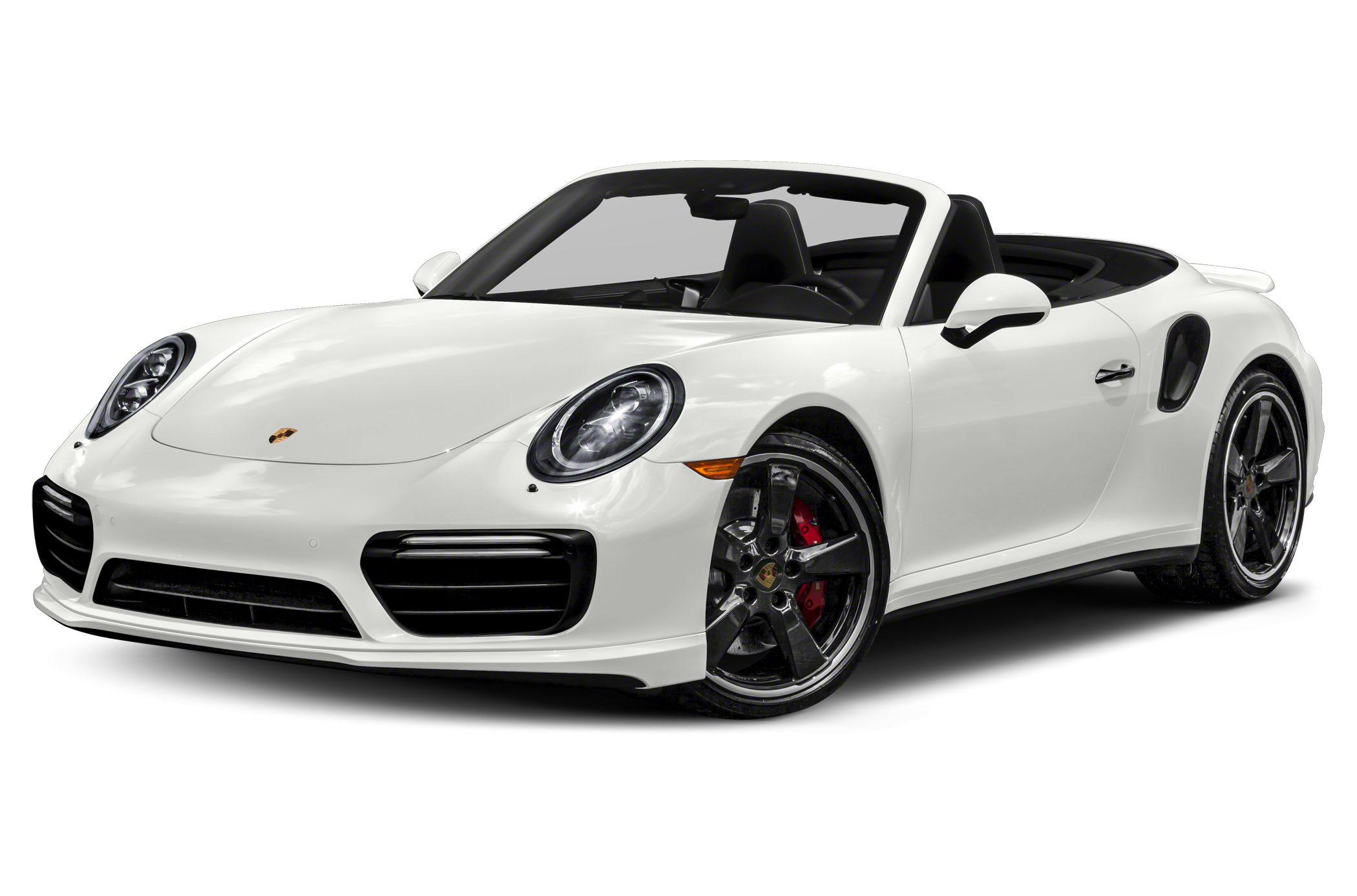 2017 Porsche 911 Turbo S 2dr All Wheel Drive Cabriolet For Sale