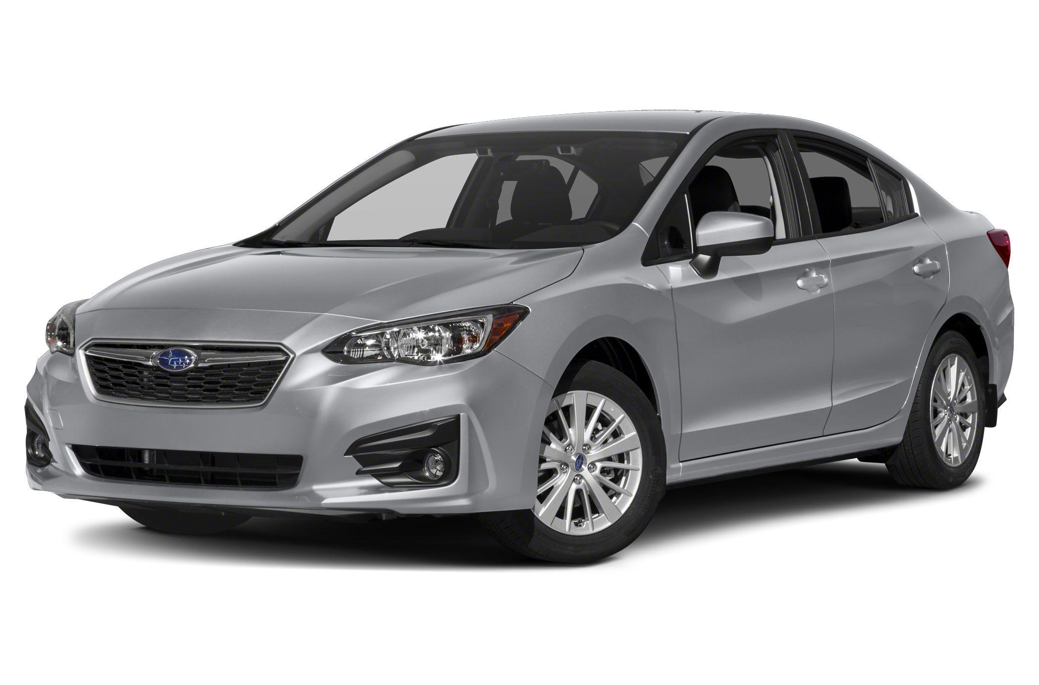 2017 Subaru Impreza 2.0i Premium 4dr All-wheel Drive Sedan