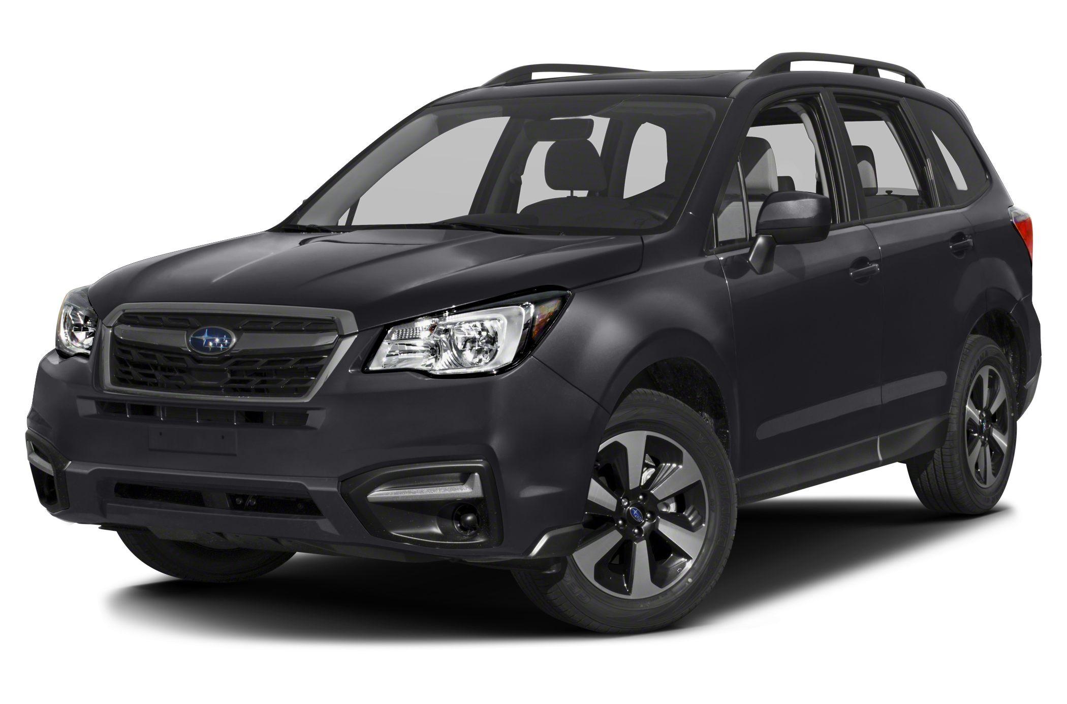 2018 Subaru Forester 2.5i Premium 4dr All-wheel Drive