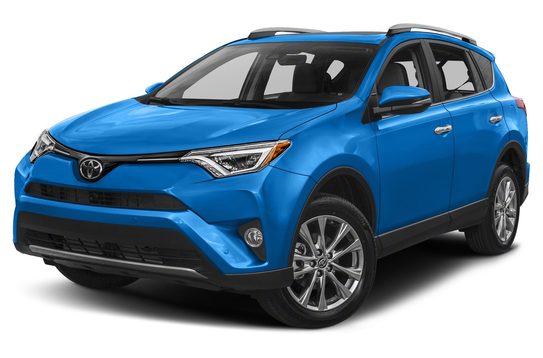 2017 Toyota Rav4 Limited 4dr All Wheel