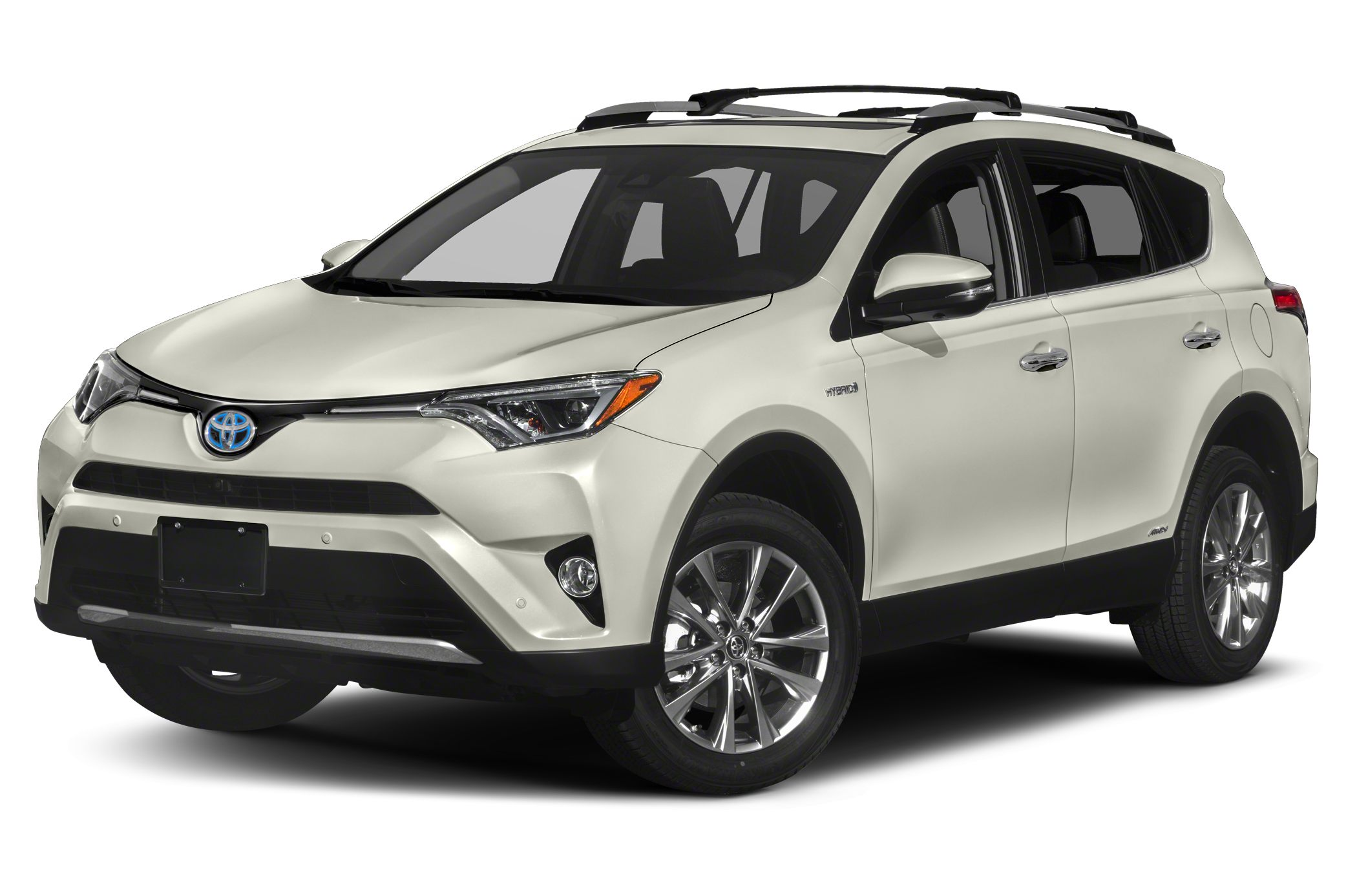 2017 Toyota RAV4 Hybrid Limited 4dr All-wheel Drive