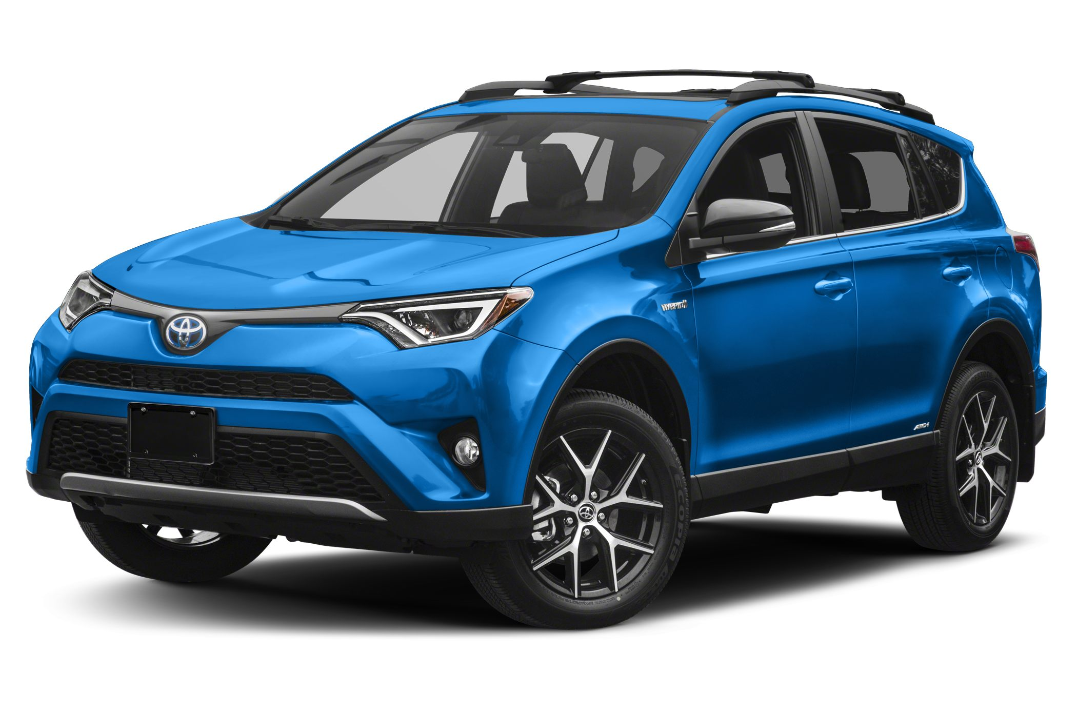 2018 Toyota RAV4 Hybrid SE 4dr All-wheel Drive